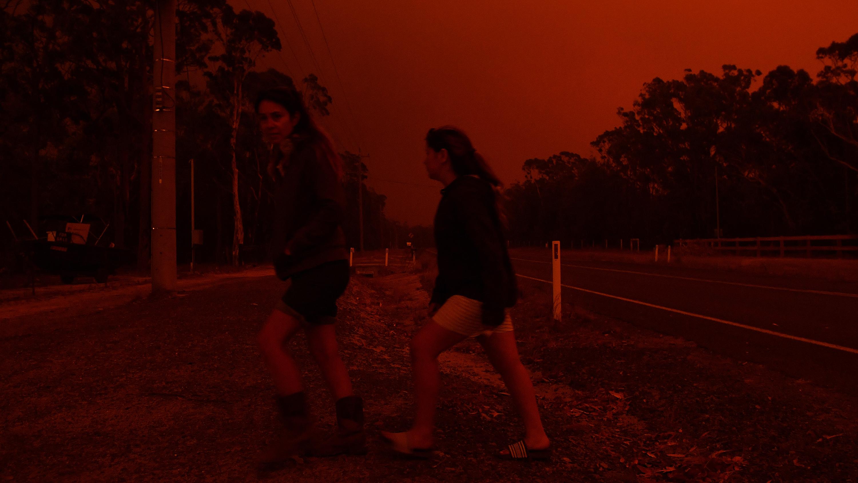 森林火災に強いインフラ作り 模索するオーストラリア