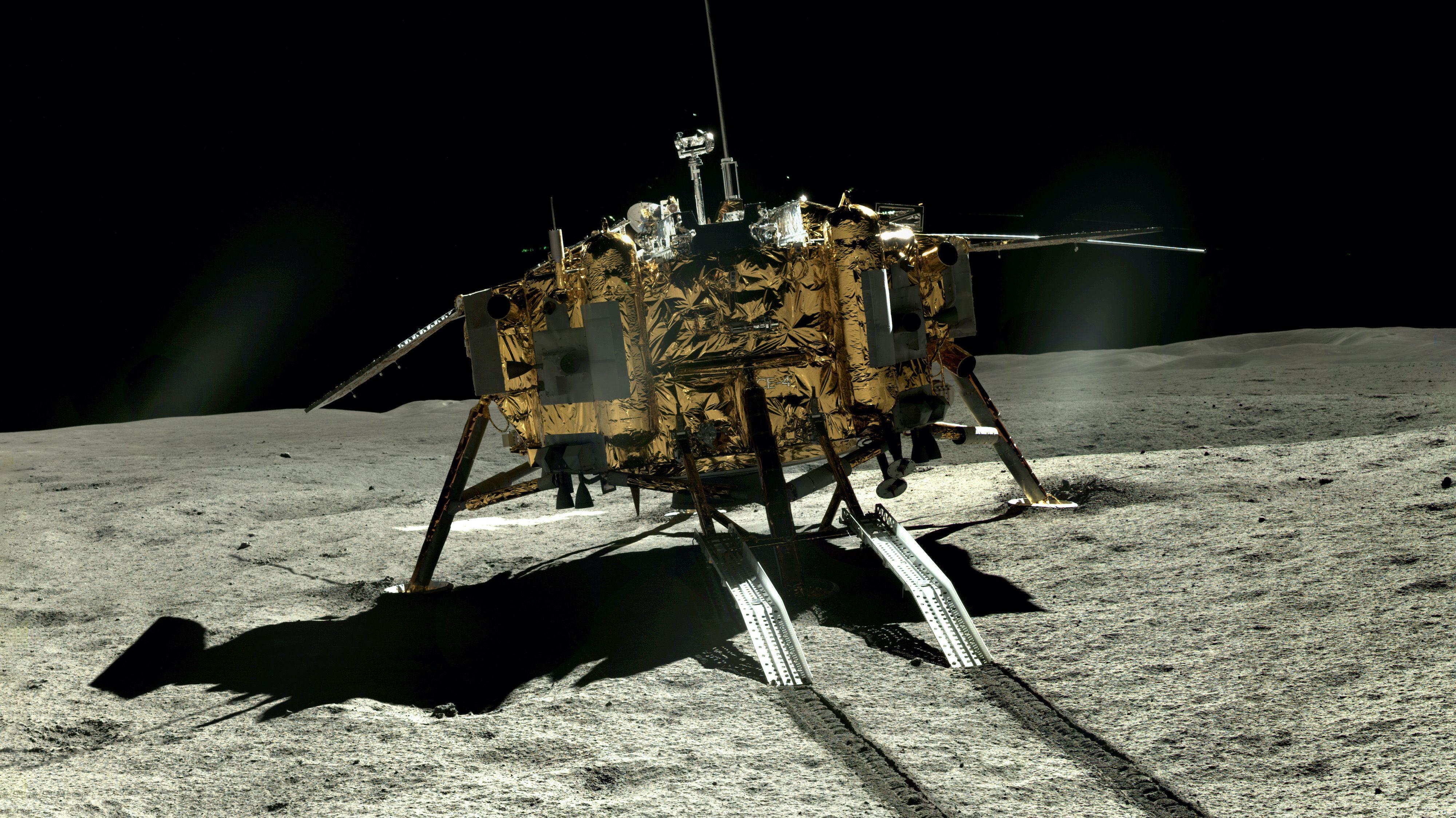 中国、過去最高解像度の「月の裏側」写真を公開