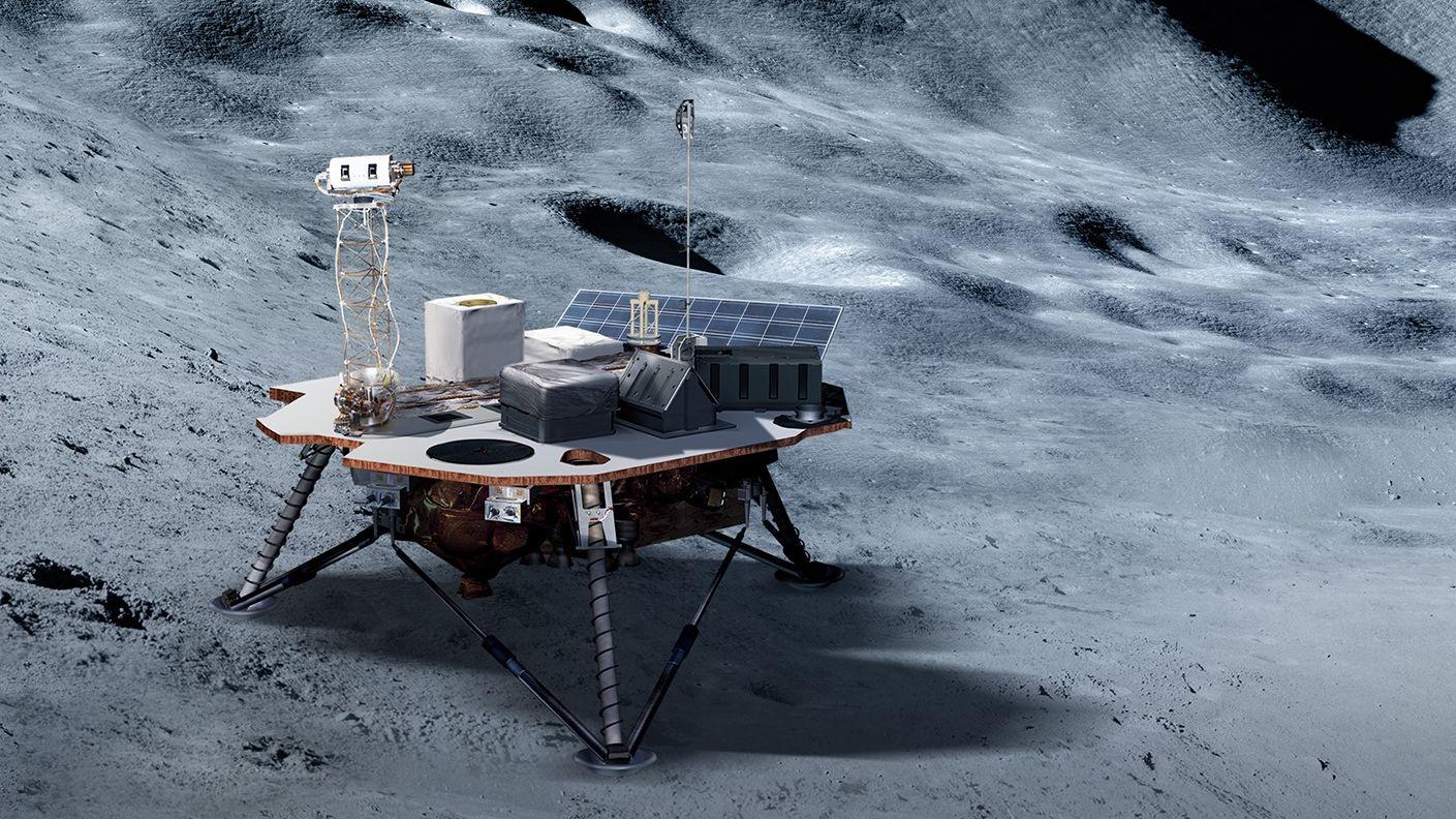 NASA、2021年に月へ送る科学技術ペイロードを発表