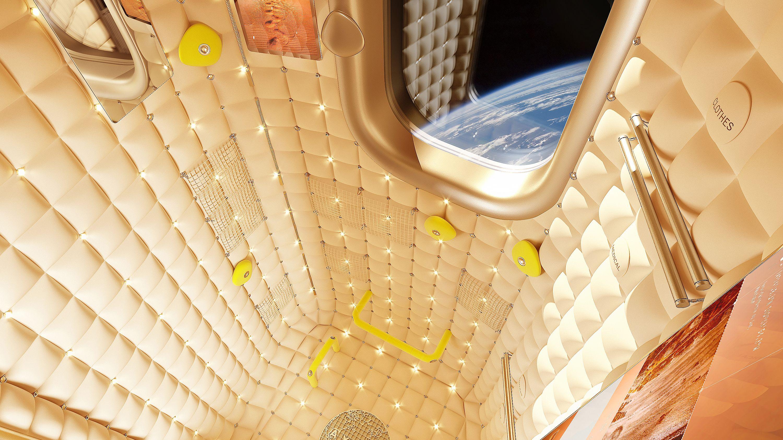 NASA、民間開発の「居心地の良い」モジュールをISSに設置へ