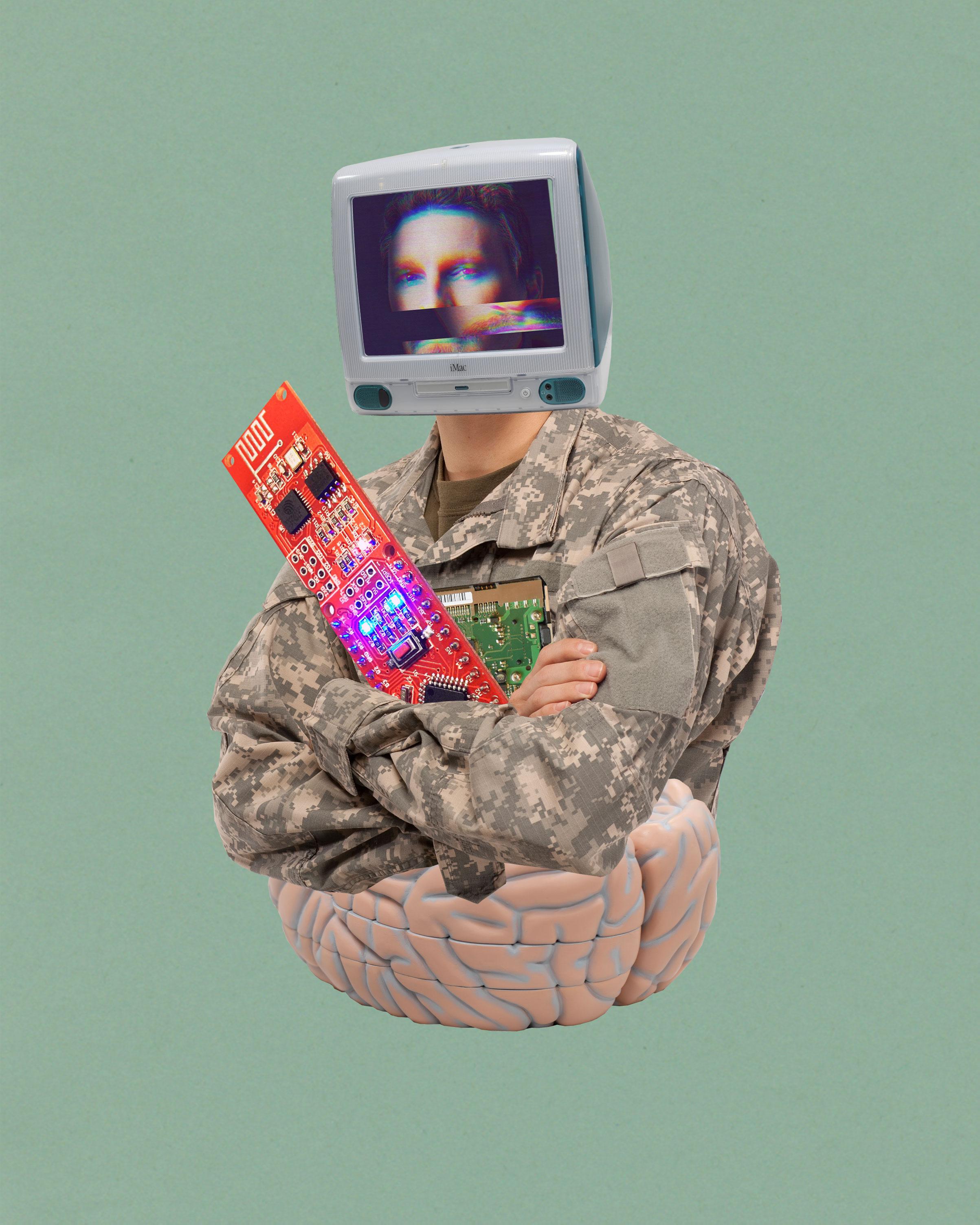 米軍が本気で取り組む 「心を読む機械」の現在