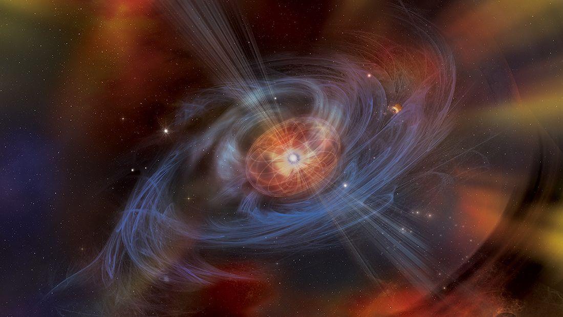 史上初、5億光年彼方の電波バーストに16日の周期性を発見