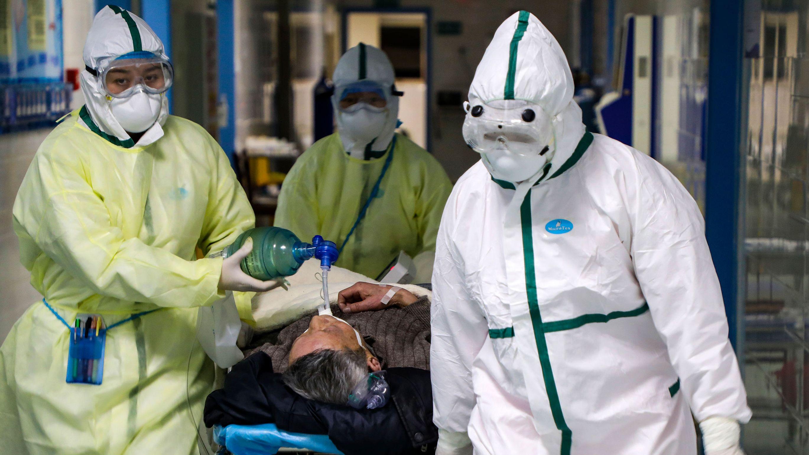 新型コロナ、院内感染が深刻 武漢の医師グループが報告