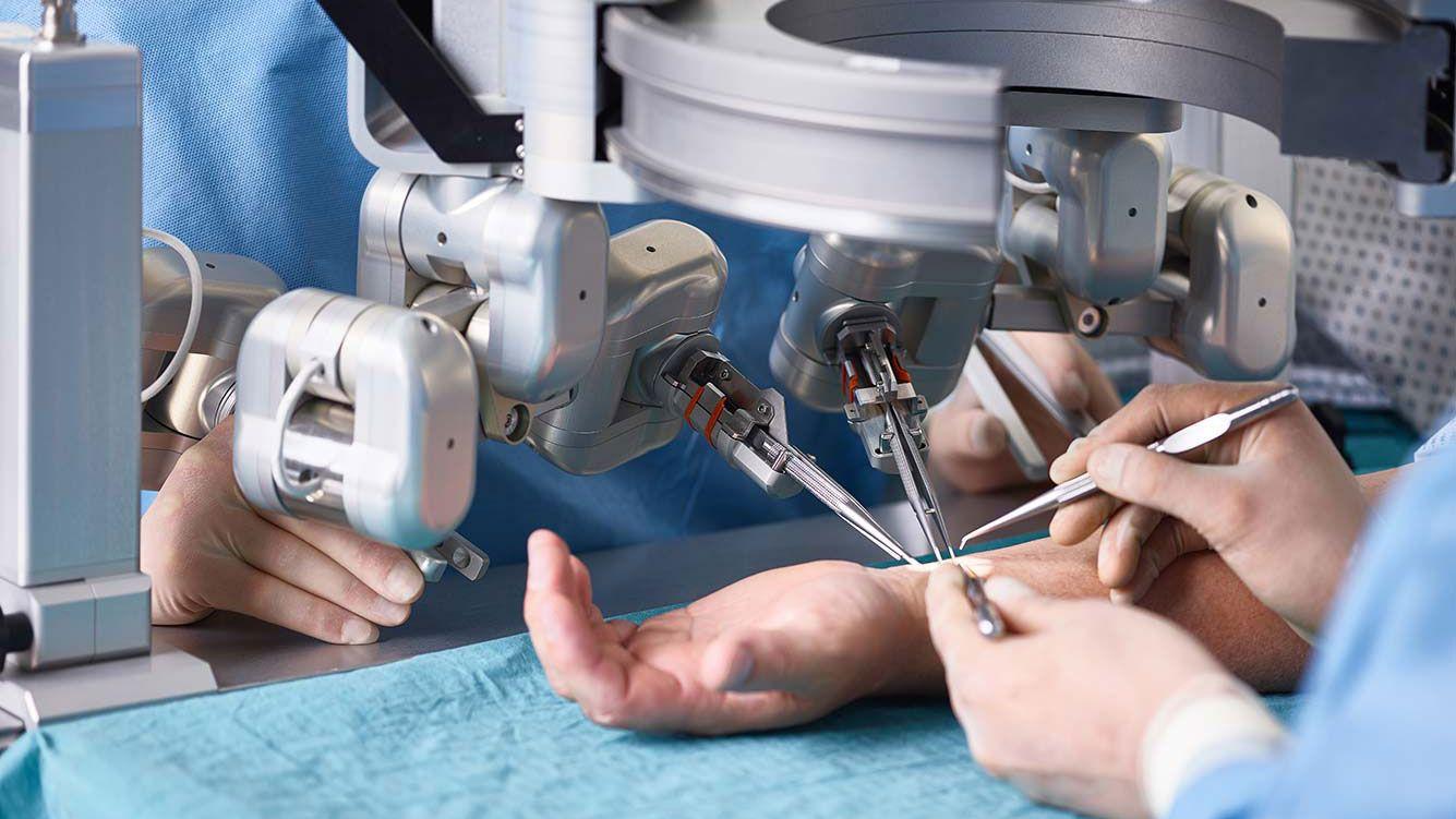 新型手術支援ロボ、0.3ミリの血管吻合試験をクリア