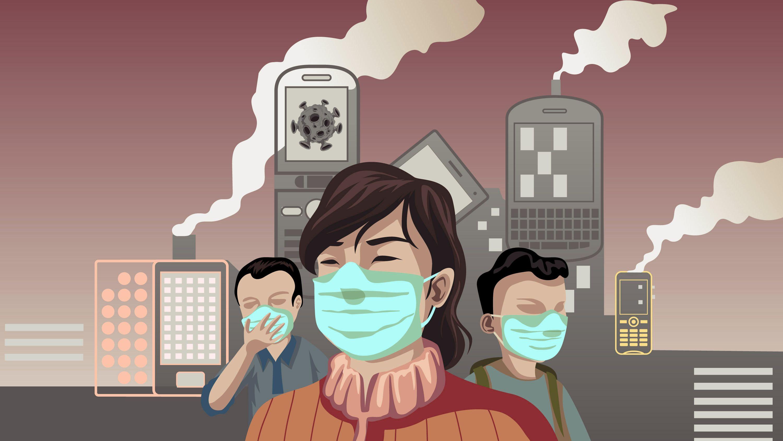 新型ウイルスが引き起こす 「インフォデミック」の実態