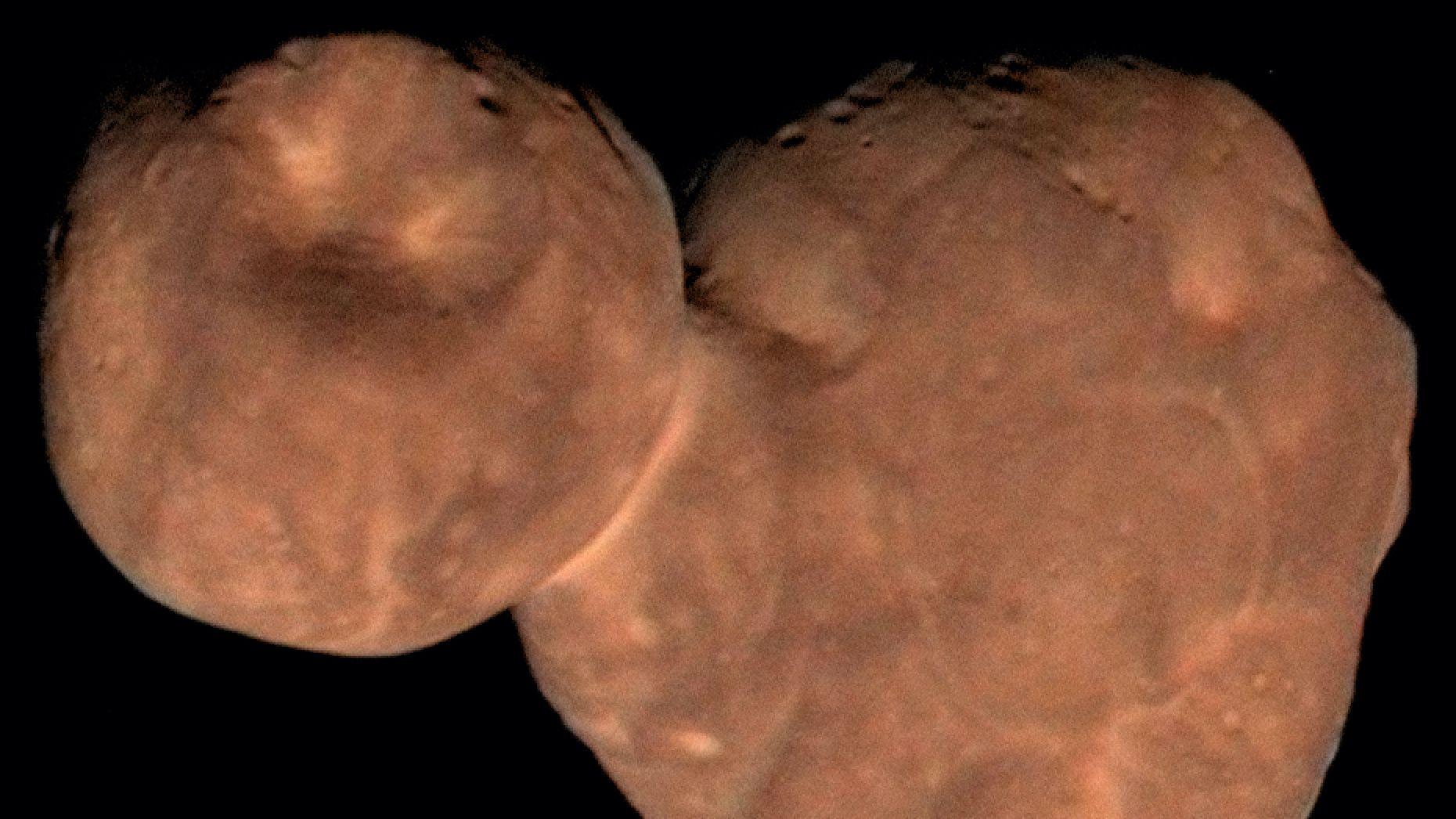雪だるま形のカイパーベルト天体が明かす、惑星の起源