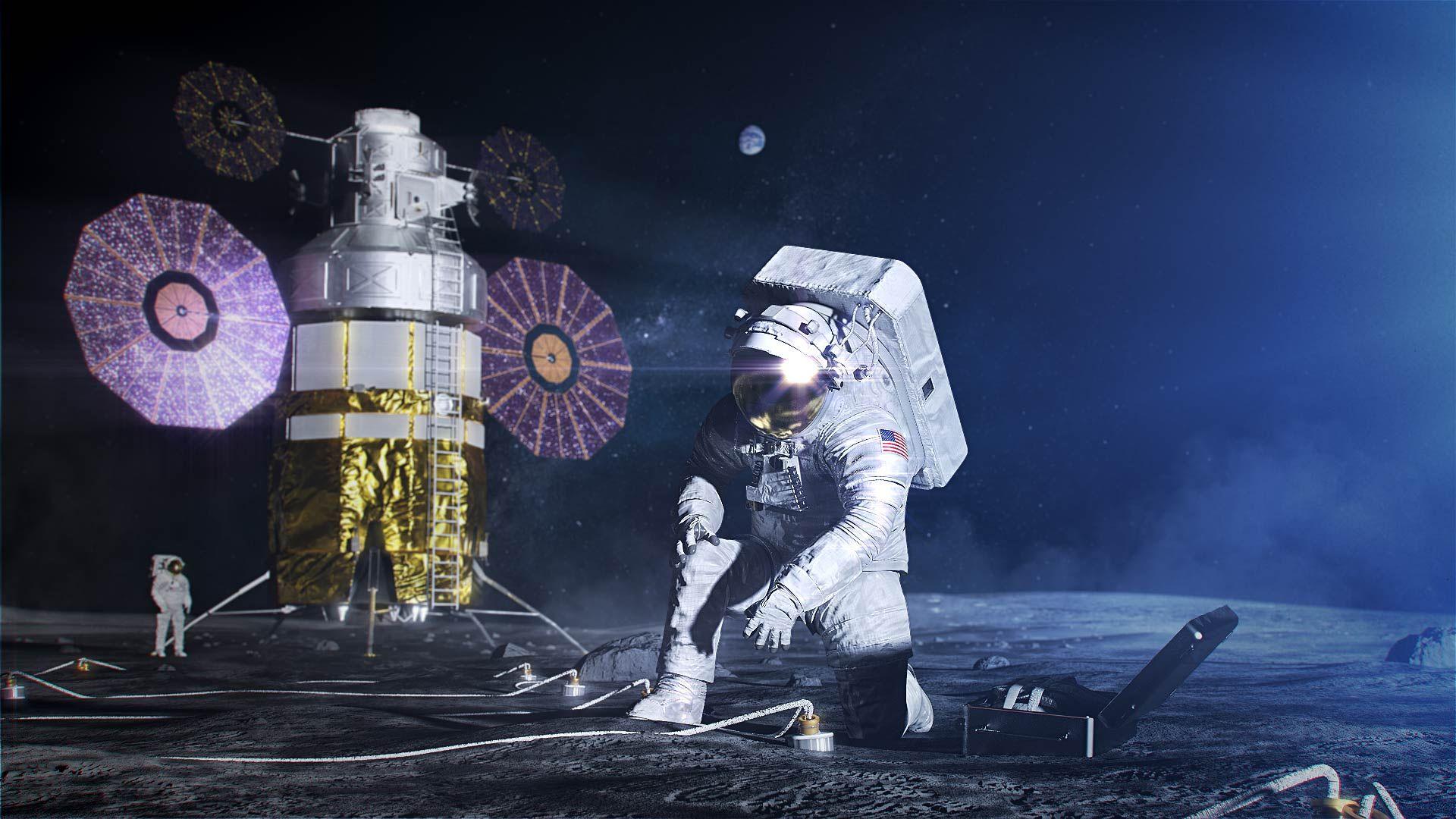 「ムーンラッシュ」に乗り遅れるな!注目の月ミッション17