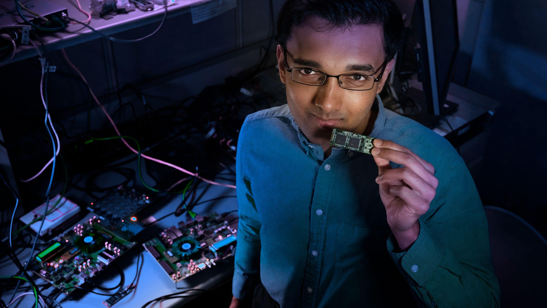インテルが嗅覚を模した神経回路チップを開発、臭いの判別に成功