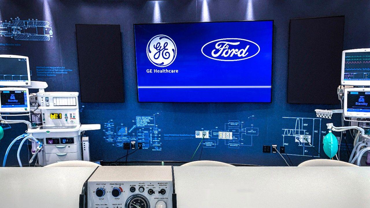 フォードやGMが人工呼吸器製造に名乗り、メドトロニックは設計を公開