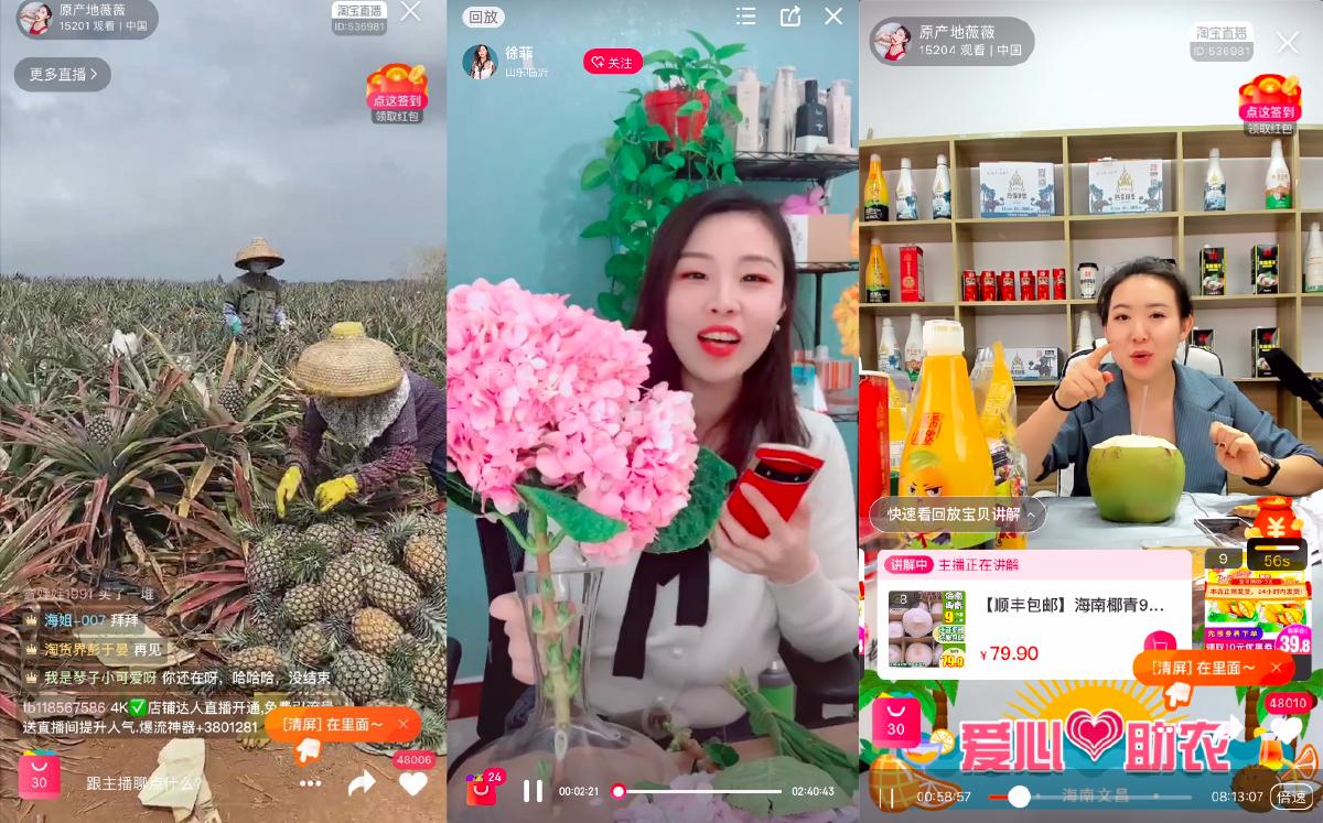新型コロナで逆境の中国農家 ライブ配信が与えた希望