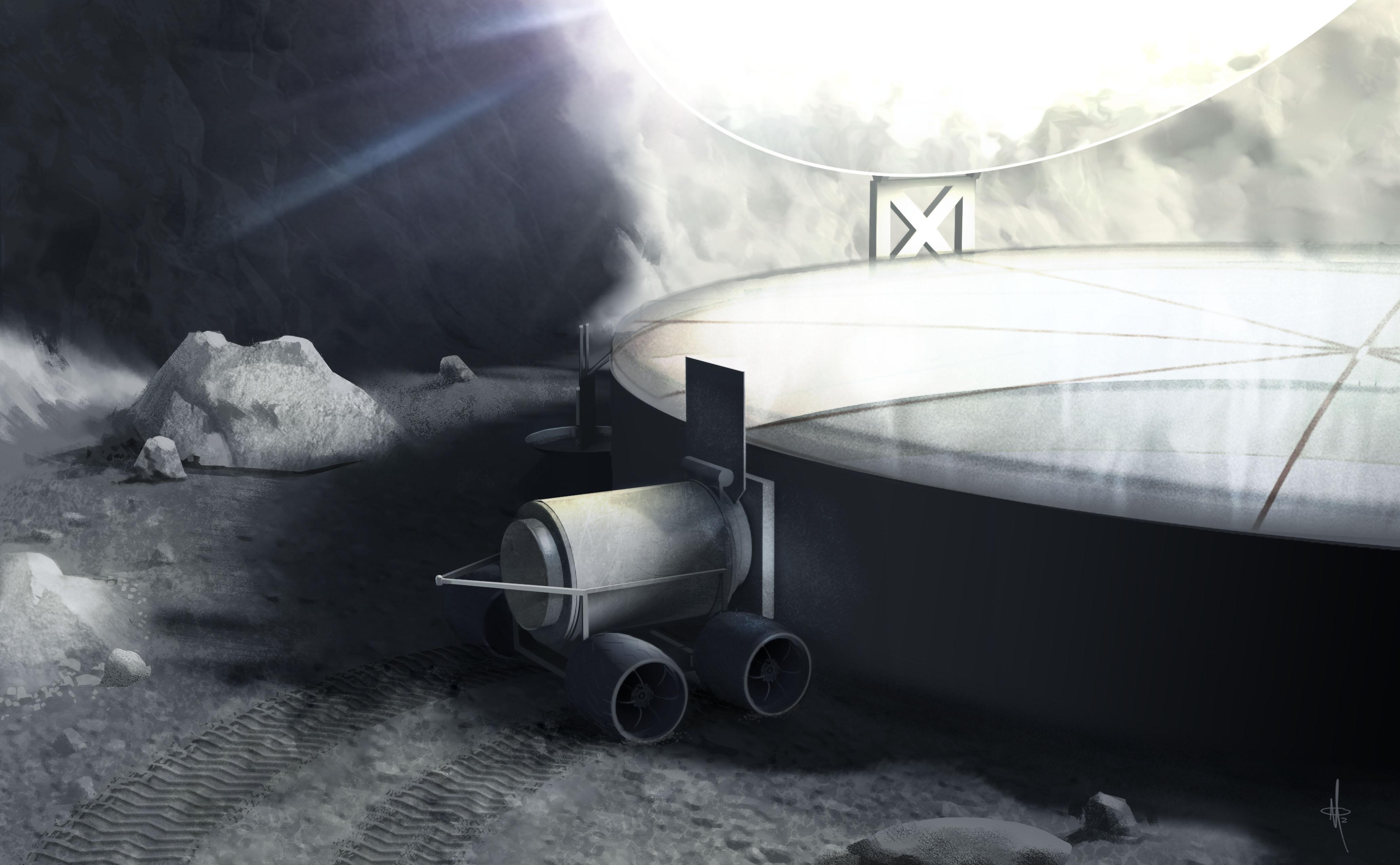 「月で水を掘る」はどこまで現実的か? 動き出したルール作り