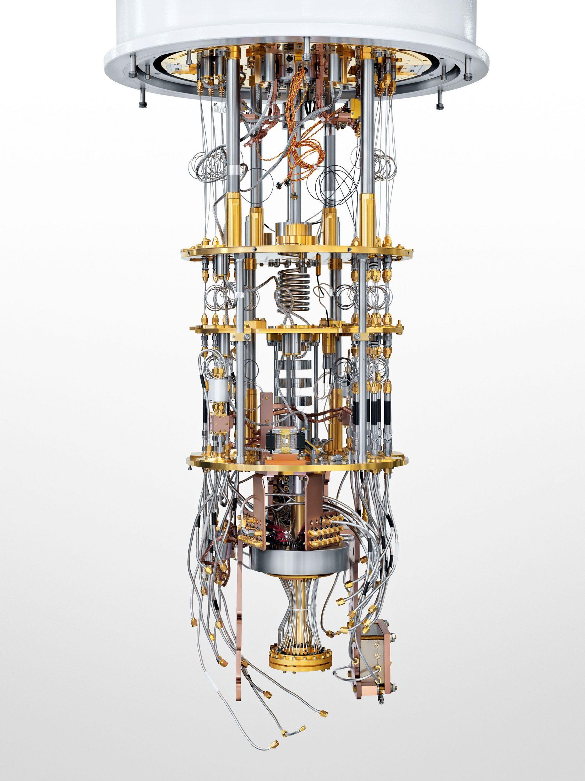 量子コンピューター開発競争 グーグル対IBMの舞台裏