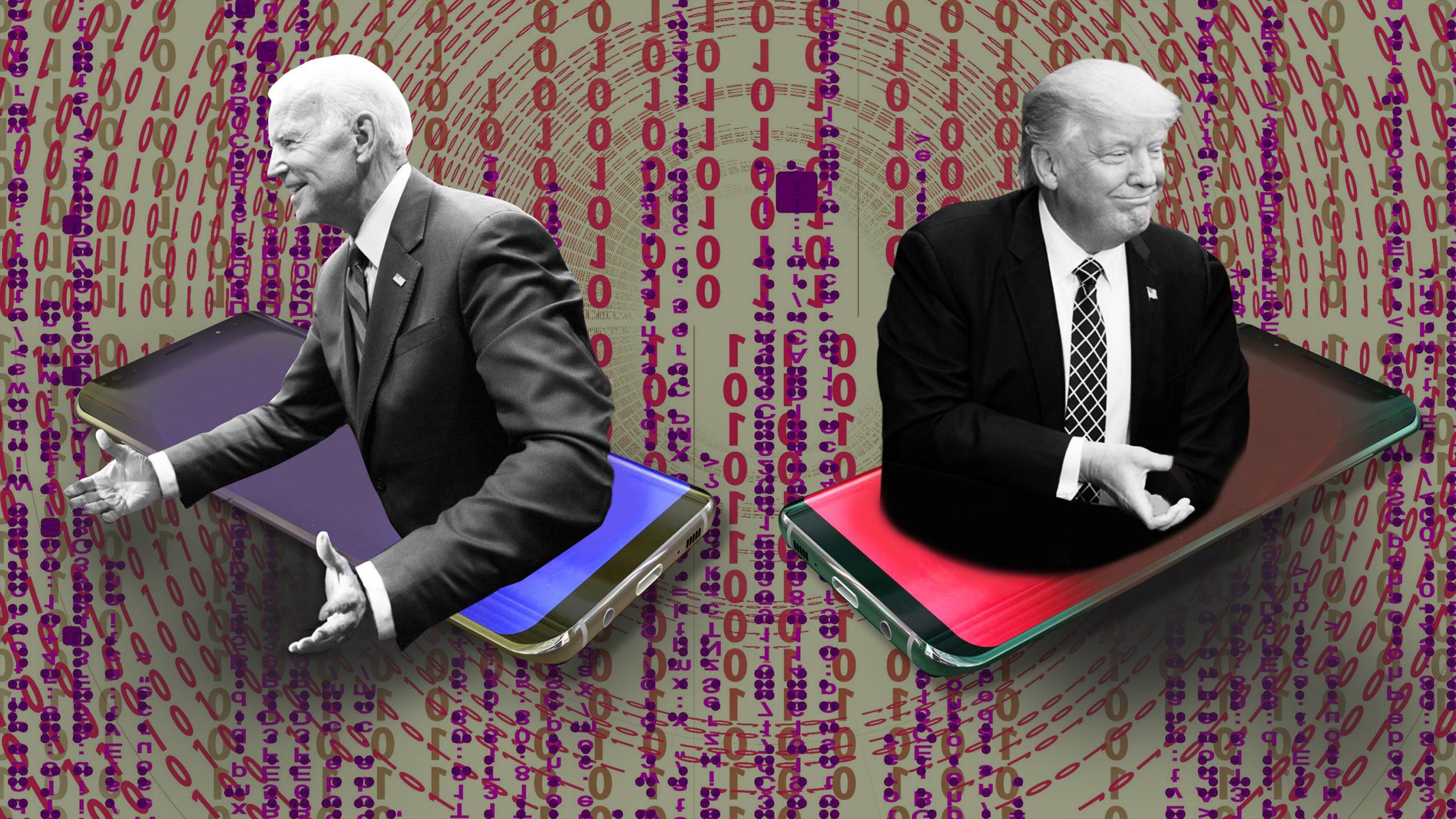 トランプ対バイデン 似ているようで微妙に異なる 大統領候補のアプリ戦略