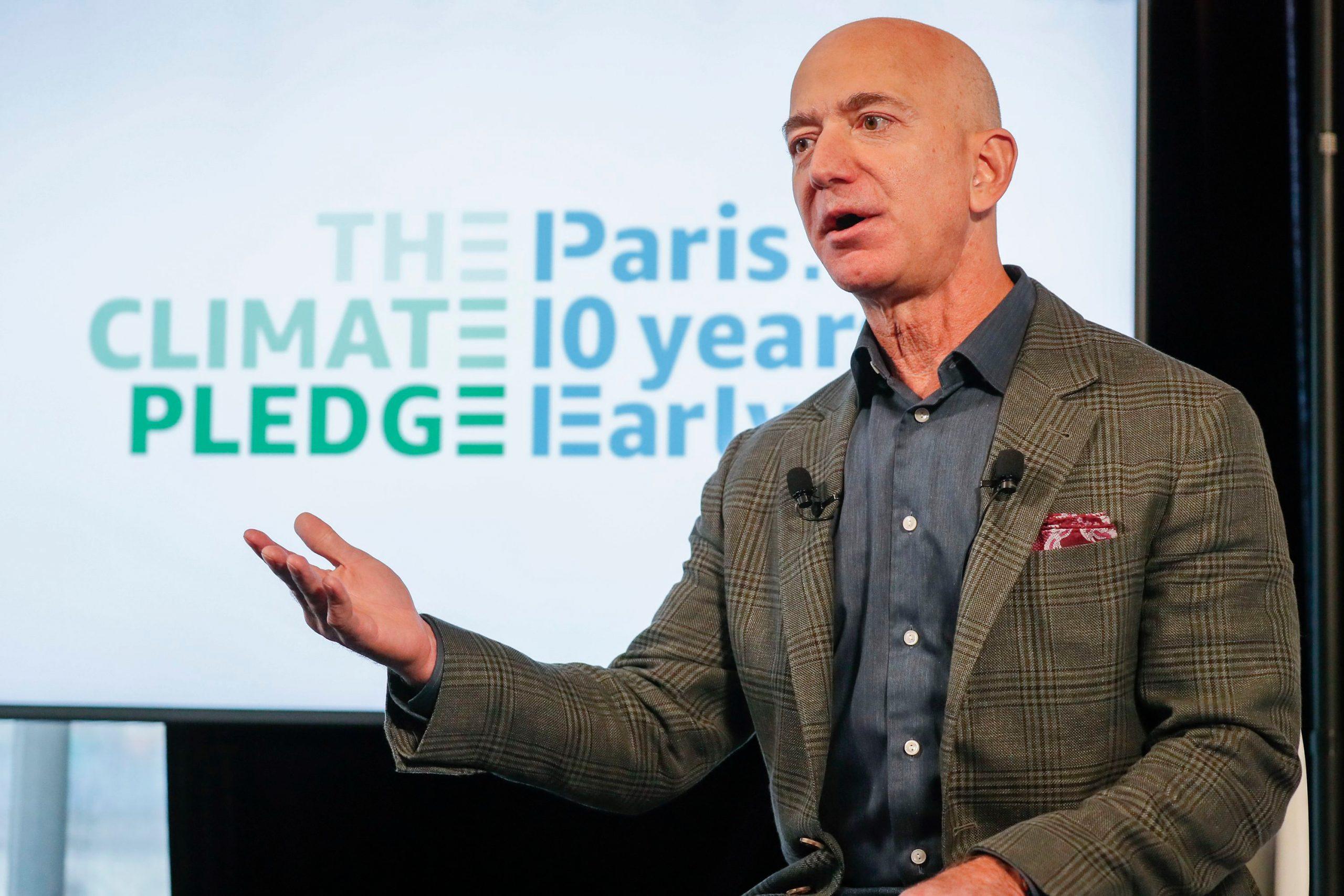 アマゾンが20憶ドルの気候基金を設立、「実質ゼロ」達成を後押し