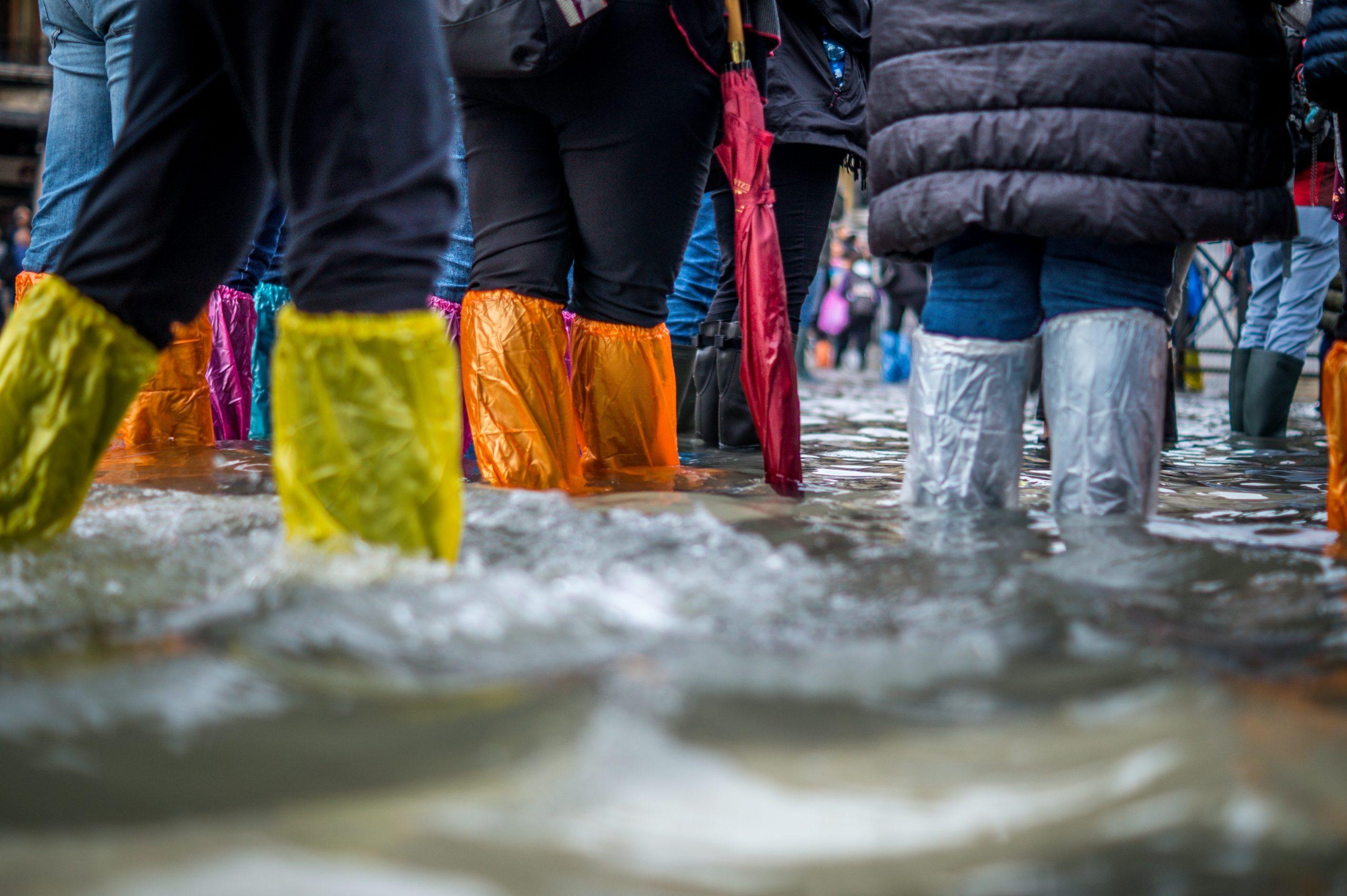 気候変動で高潮増加、30年後には2億人が危険に