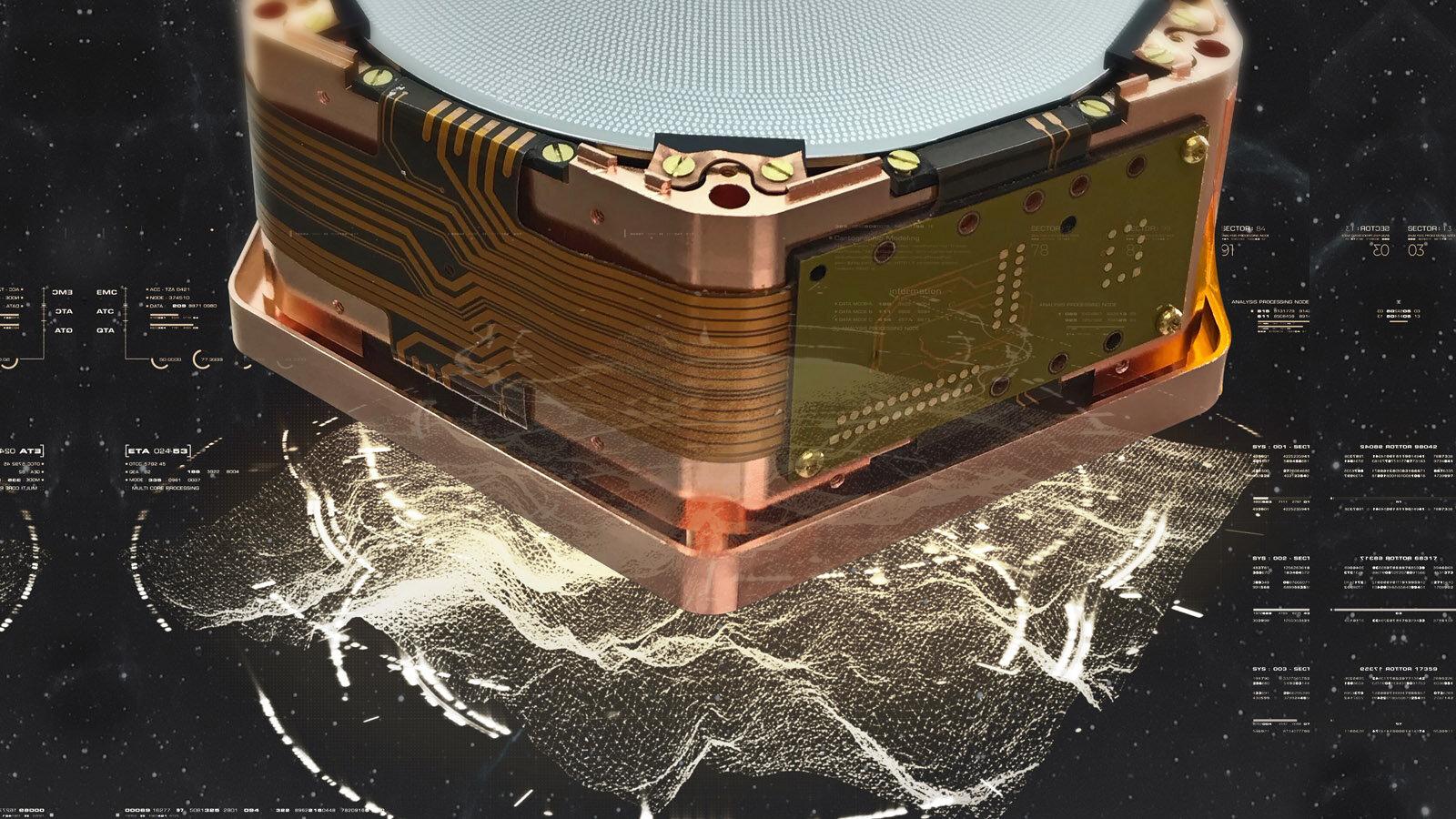 量子コンピューターは地下室に作れ 放射線の影響を新研究が解明