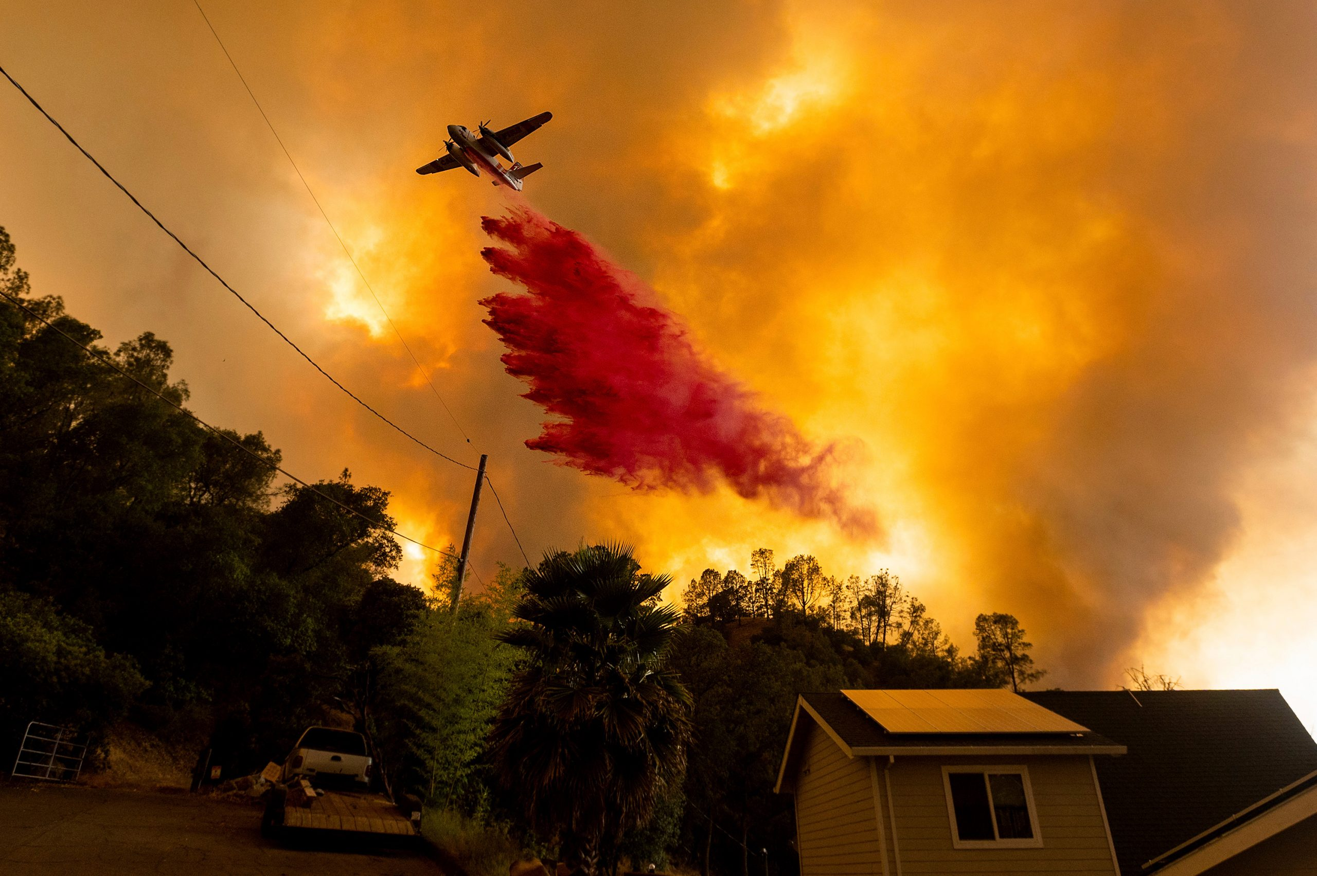 カリフォルニア州でまた山火事が多発、気候変動の影響は?