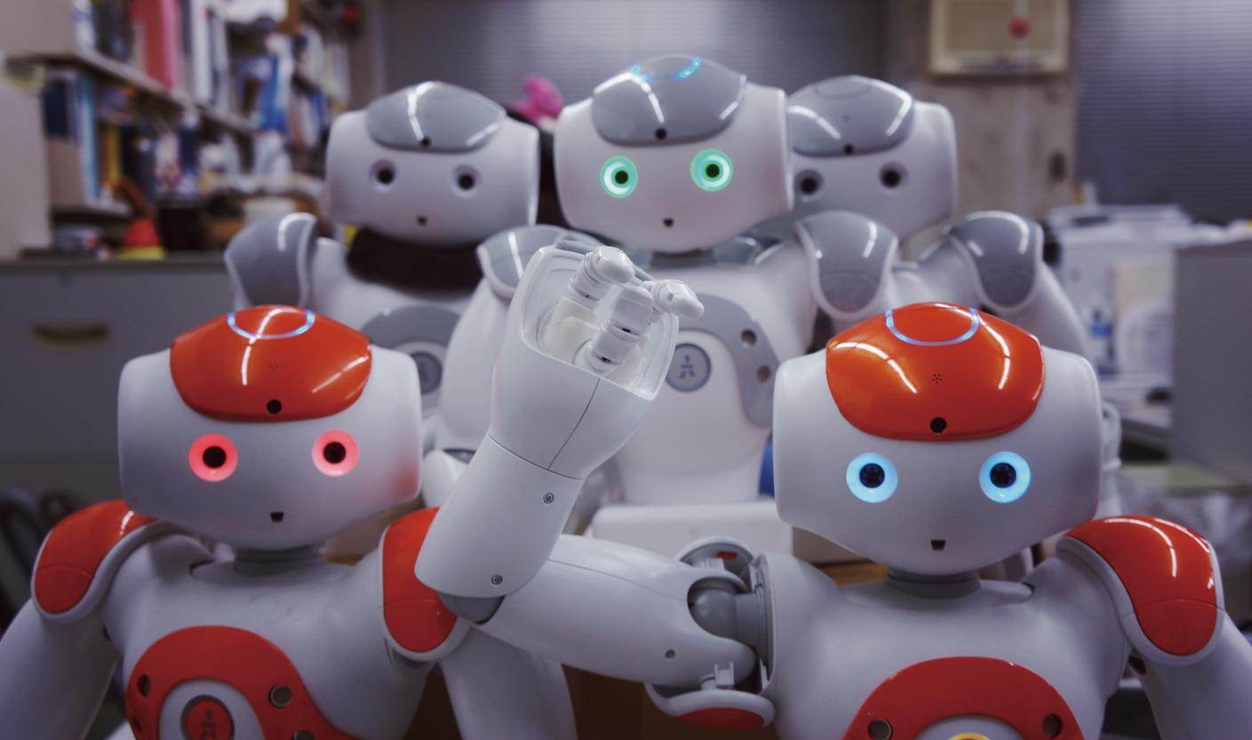 人工知能とロボット工学の融合が切り拓くもうひとつの未来