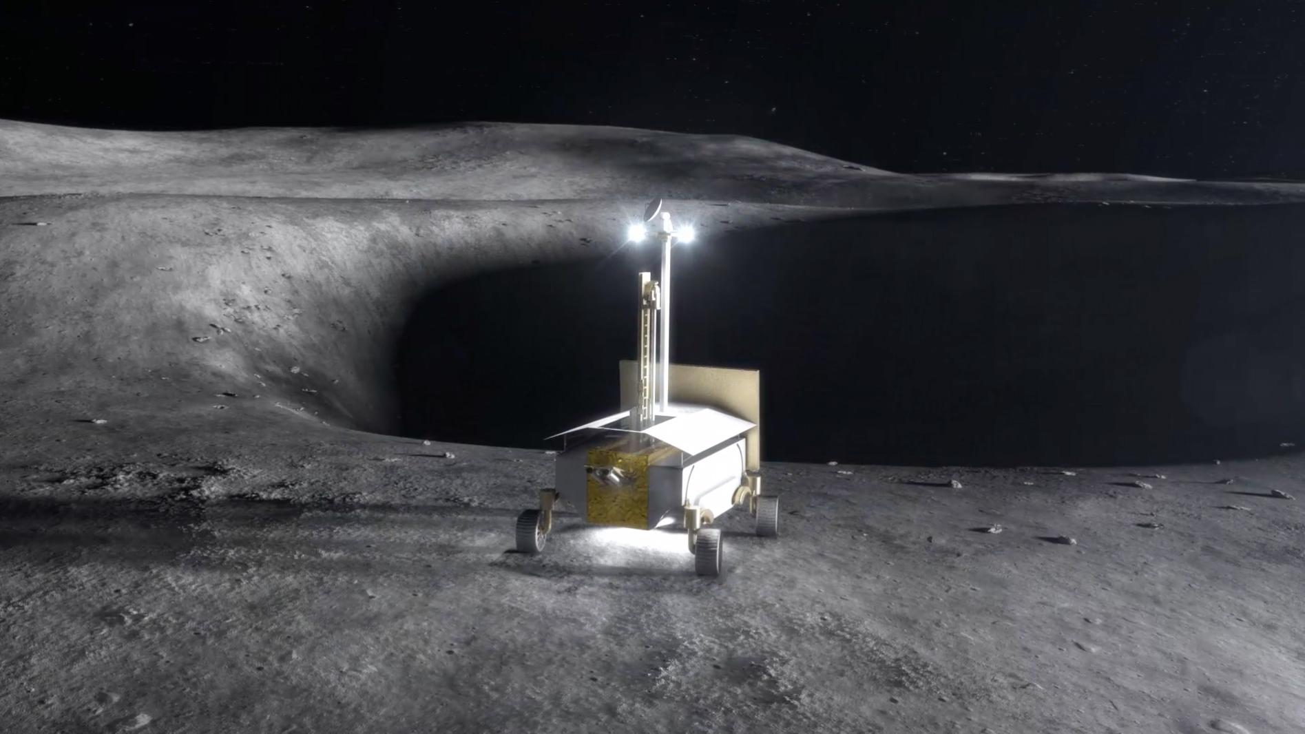 月面で採集した資源を売ってくれる企業をNASAが募集中
