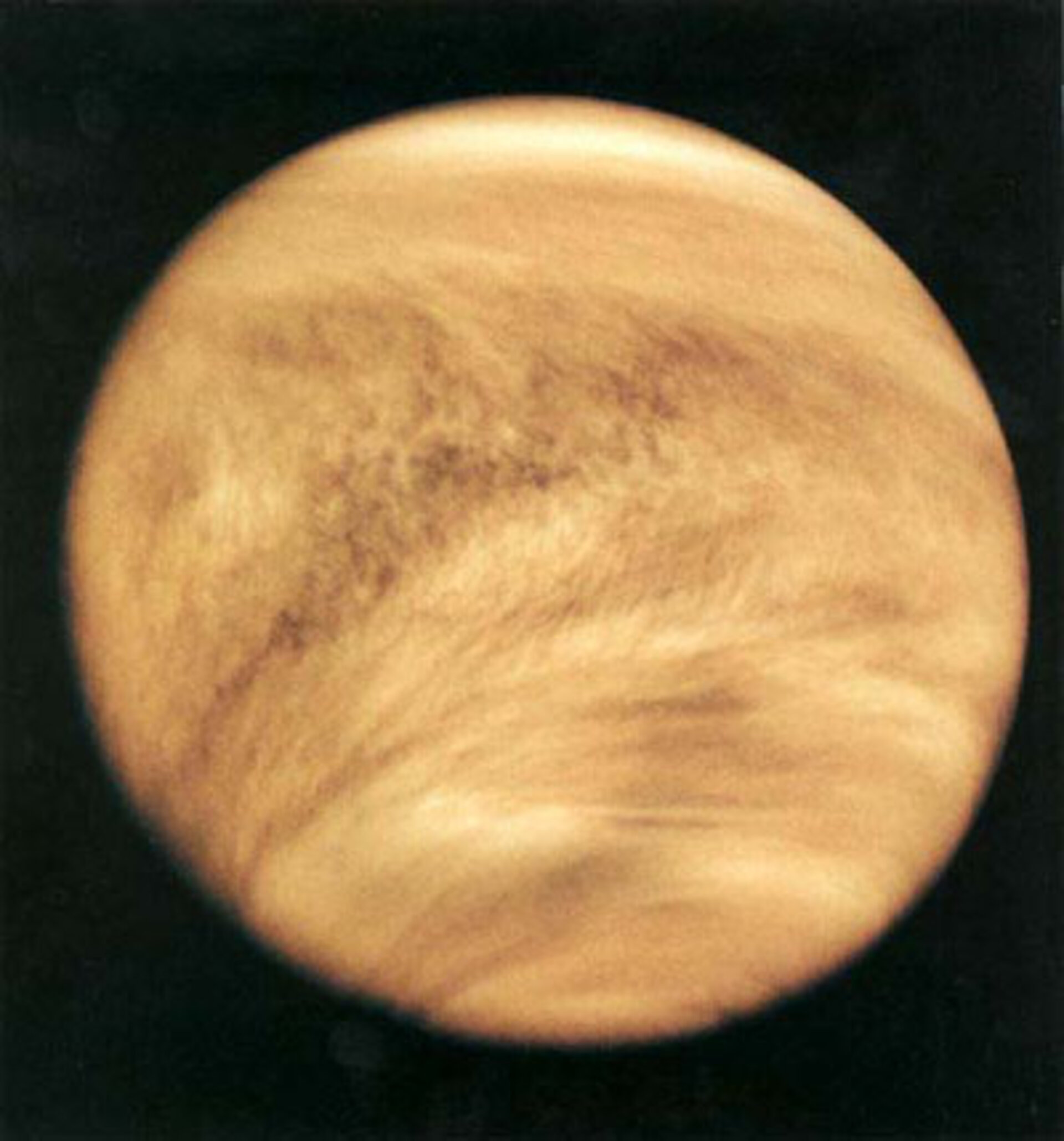 金星に生命体が存在か?大気からホスフィンを検出