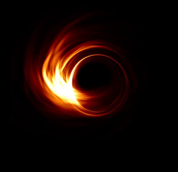 揺れ動くブラックホール・シャドウ 極限状態の物理解明へ前進