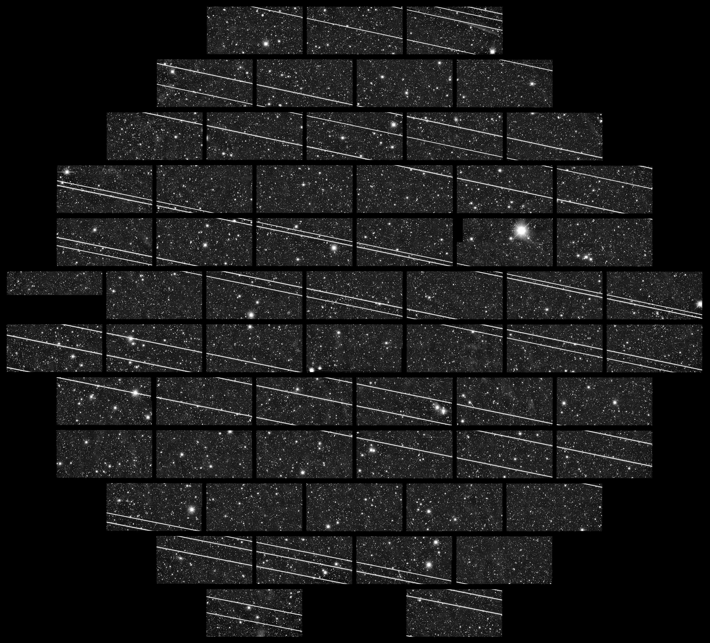 増え続ける人工衛星群で天体観測が台無し、解決策はあるか?