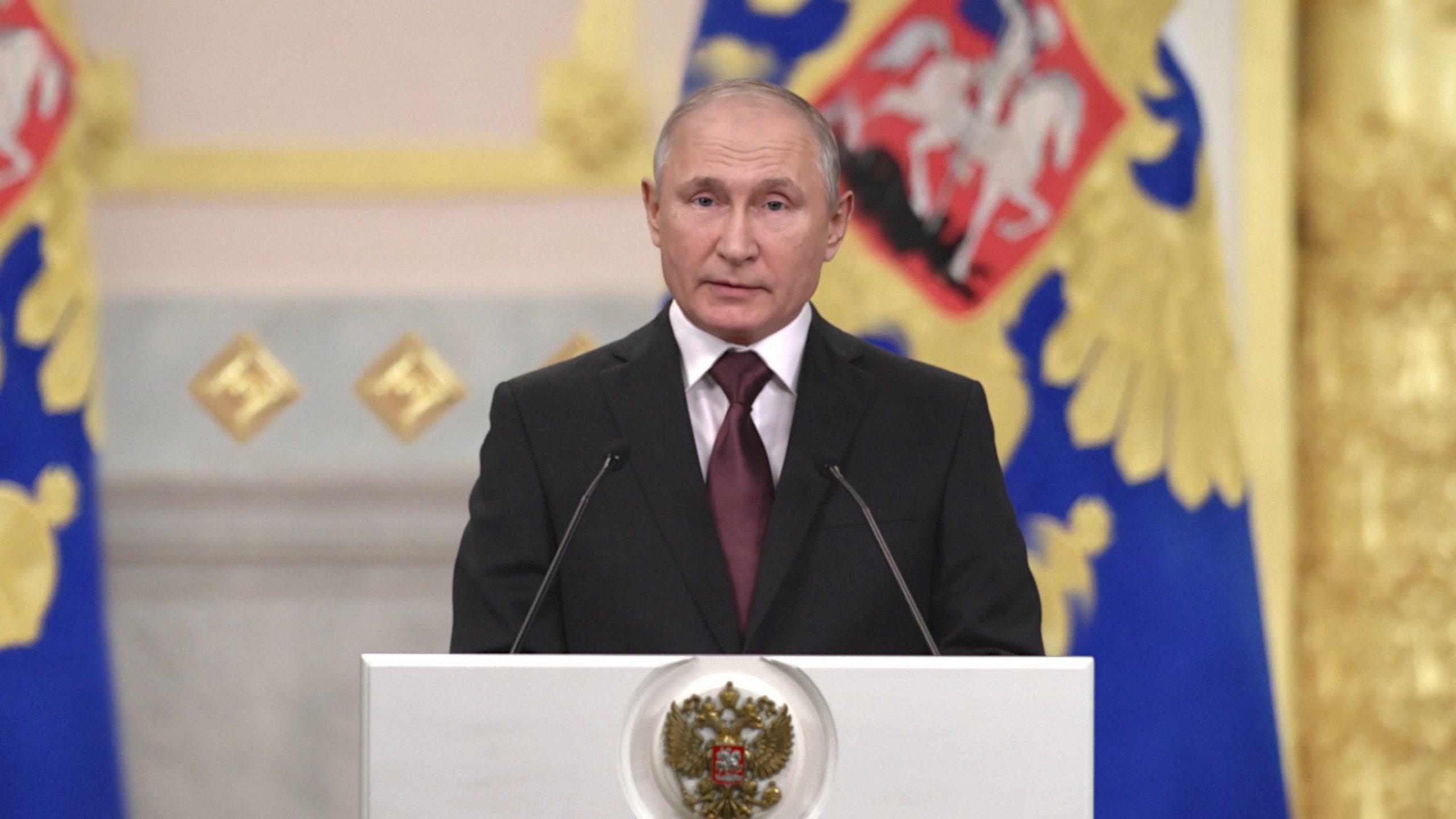偽プーチンと金正恩が出演するディープフェイク広告、放送中止に