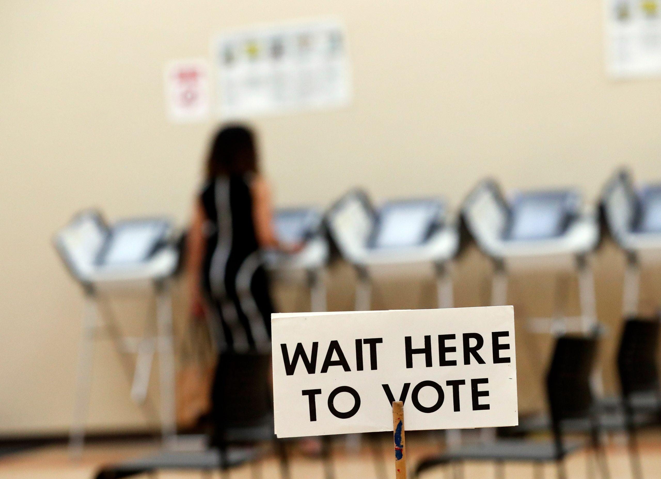 選挙結果の遅れは「正常」なプロセス、米セキュリティ高官