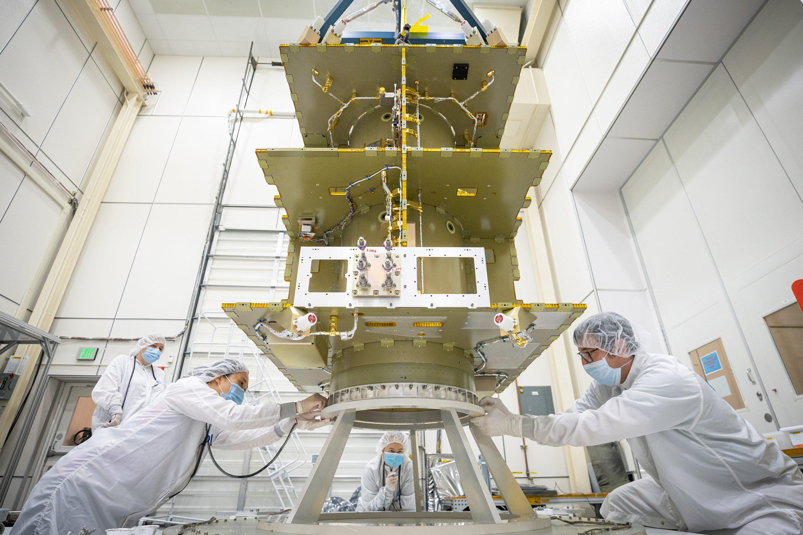 NASAが計画する 「太陽系変える」探査機、 壊滅的被害は回避できるか