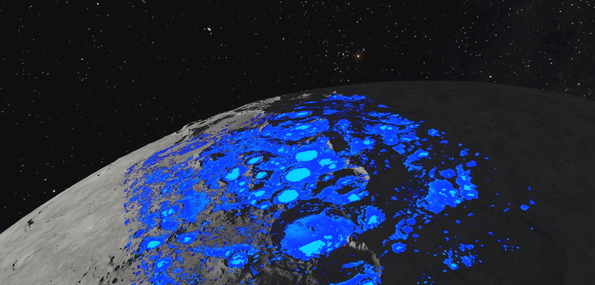 「月の水」に到達できる日は意外と近い?新研究で明らかに