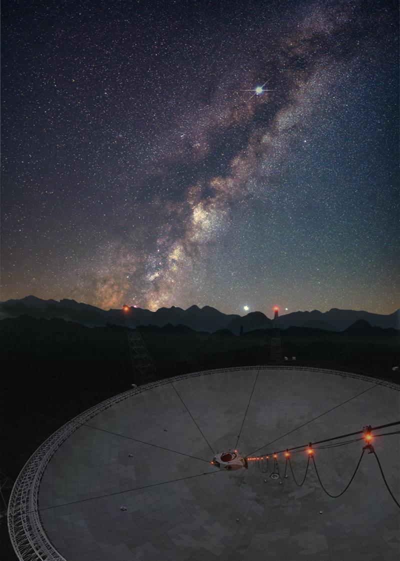 謎の天文現象「高速電波バースト」の発生源、最新研究で明らかに