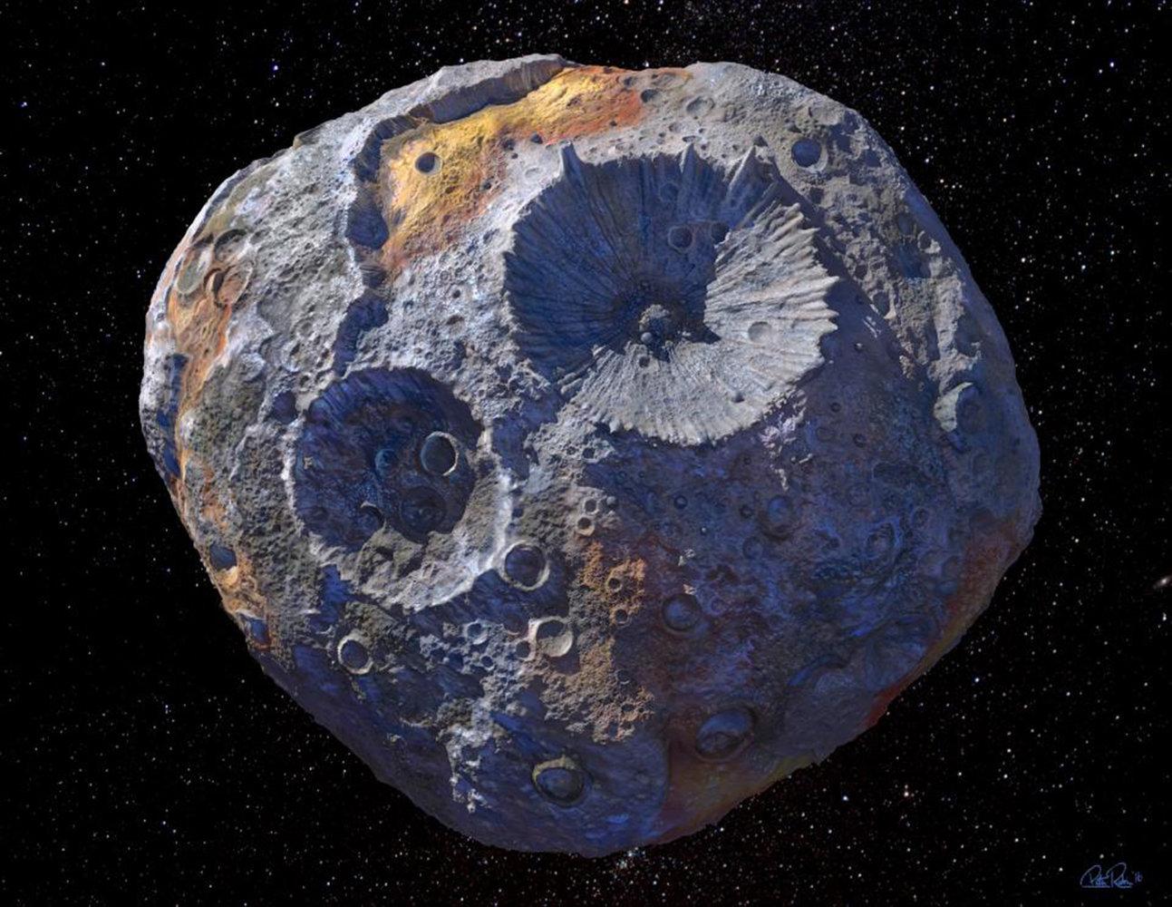 微生物を使って岩石からレアアースを抽出、ISSの実験で成功