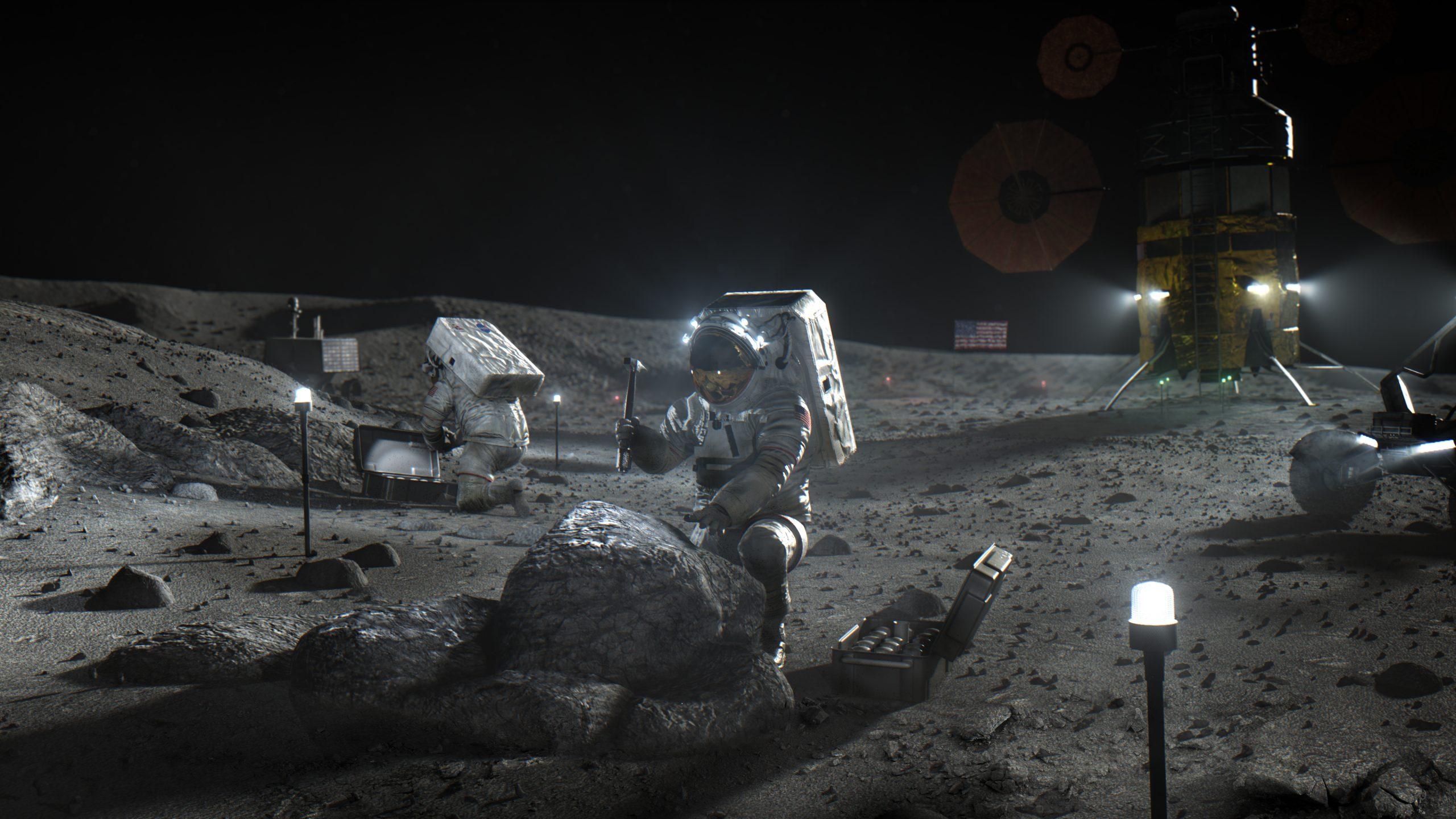 人類を再び月へ、NASAがアルテミス計画で目指す科学的成果