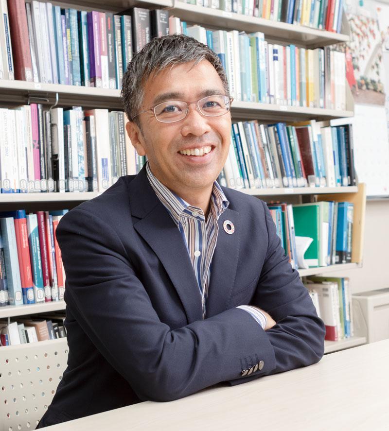 「SDGsは未来への投資」 蟹江憲史教授が語る日本企業への提言