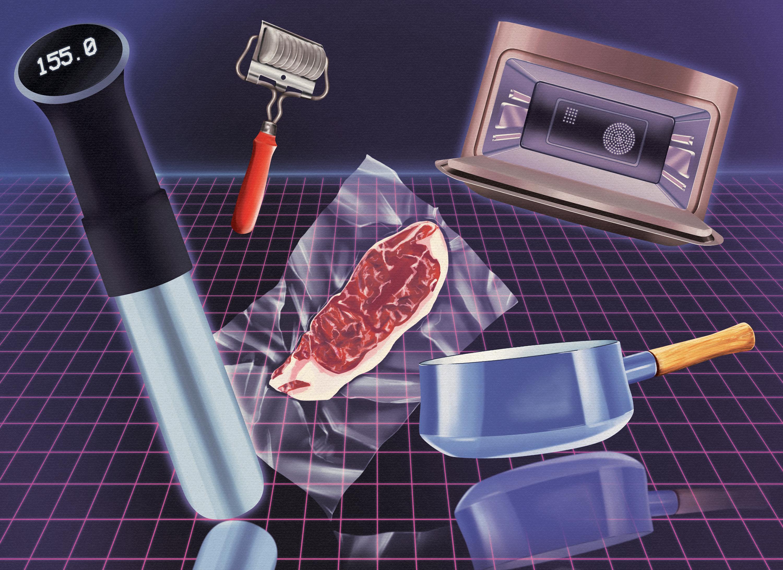 電子レンジ、真空調理器超える「キッチン・テクノロジー」の未来