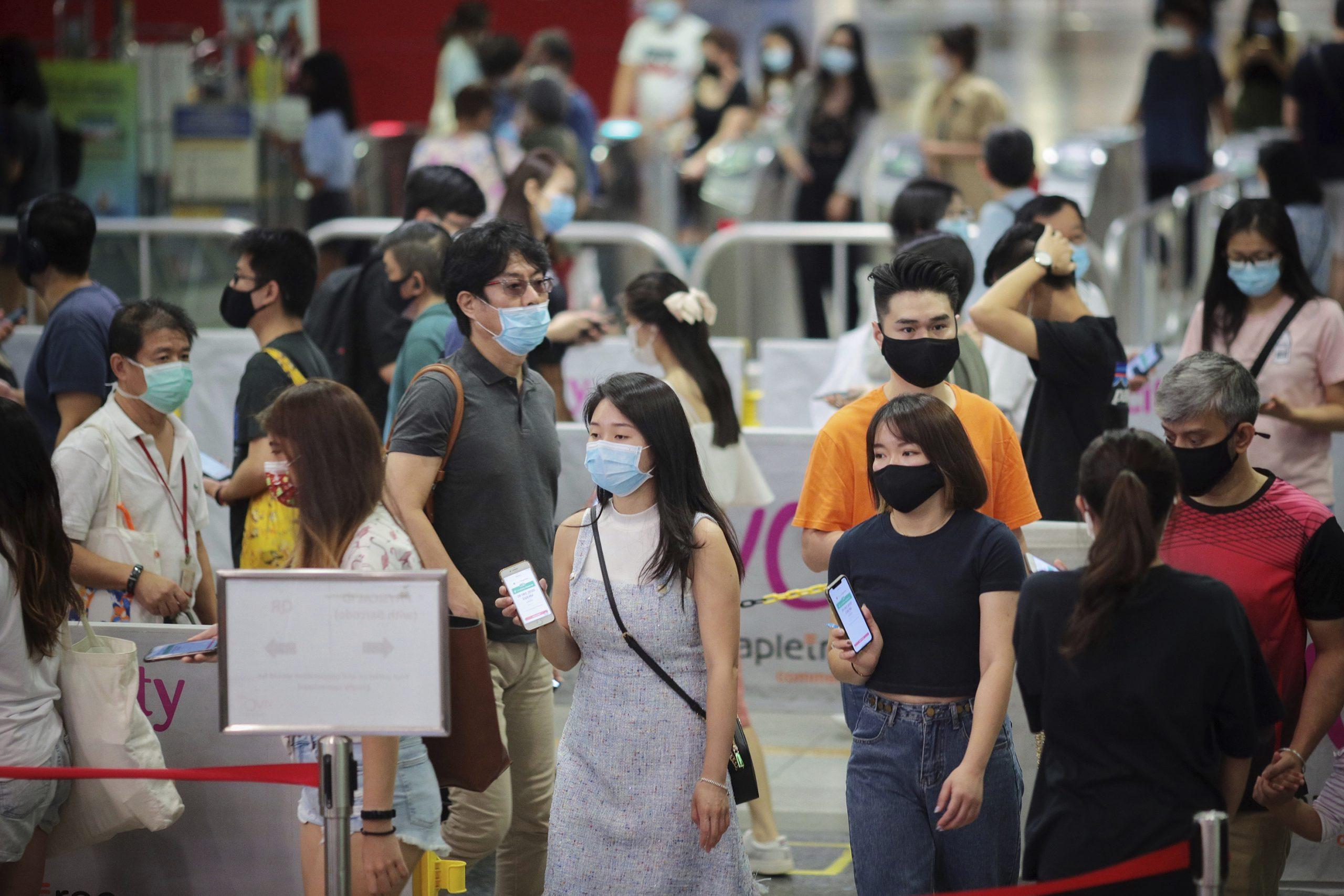 シンガポールの接触追跡アプリが方針転換、犯罪捜査でも利用可に