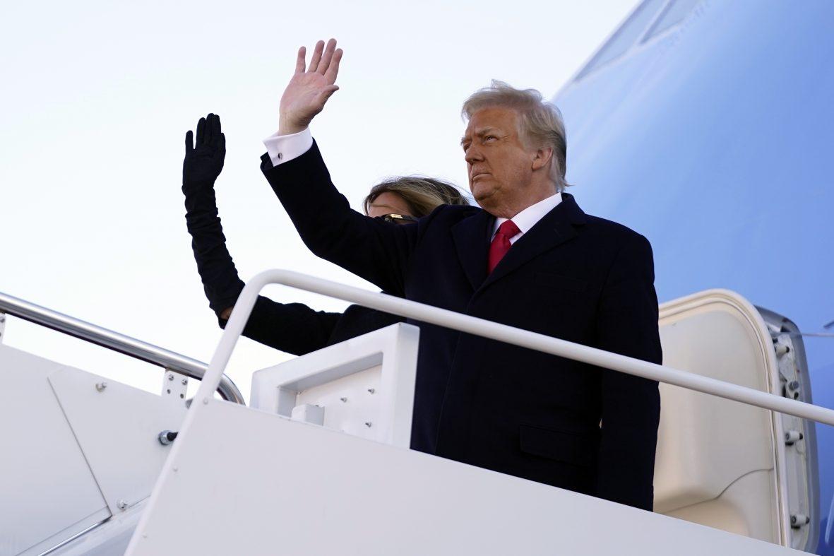 トランプ大統領 任期いつまで