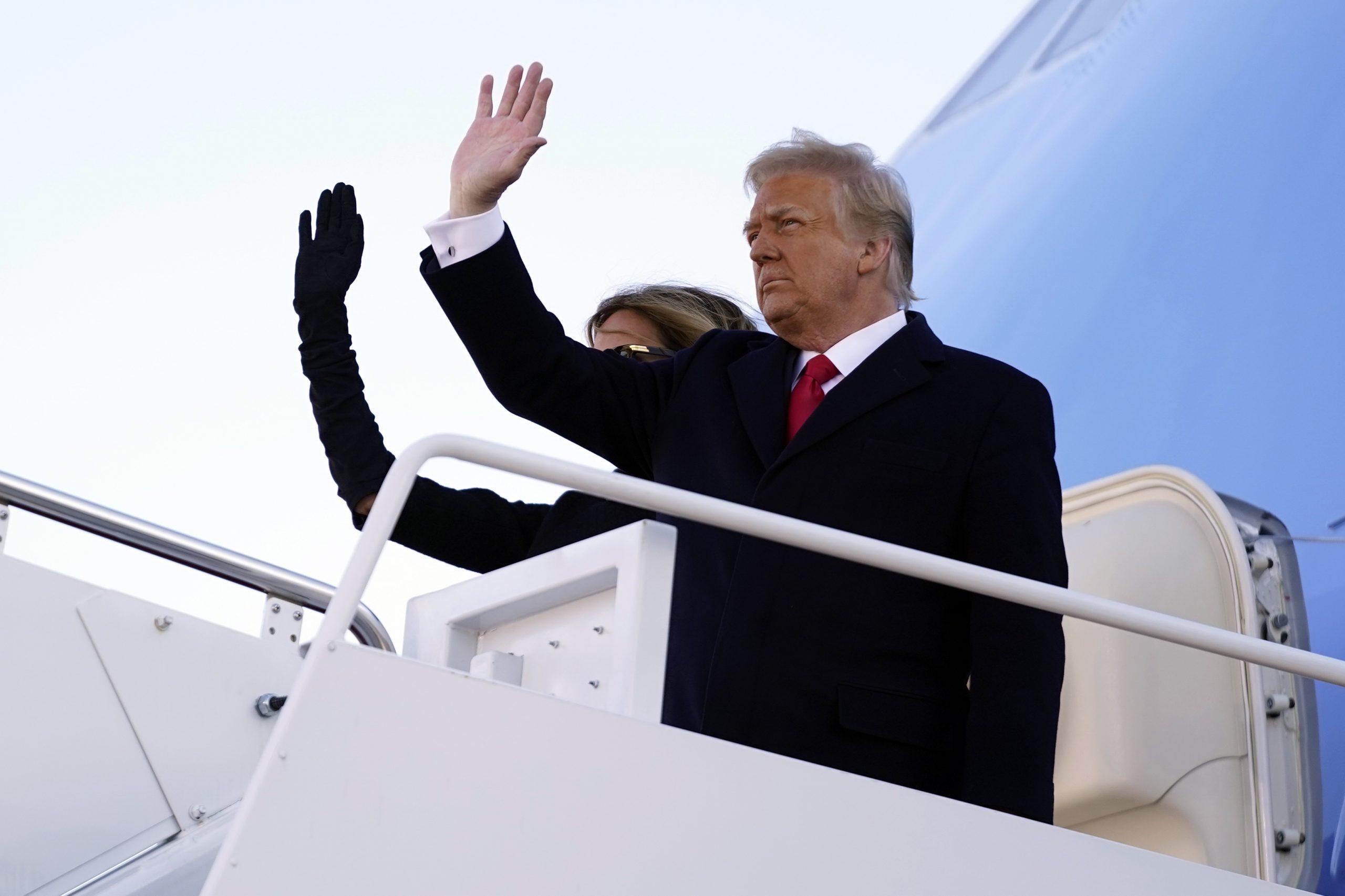トランプ前大統領、最終日にクラウド企業へ大統領令