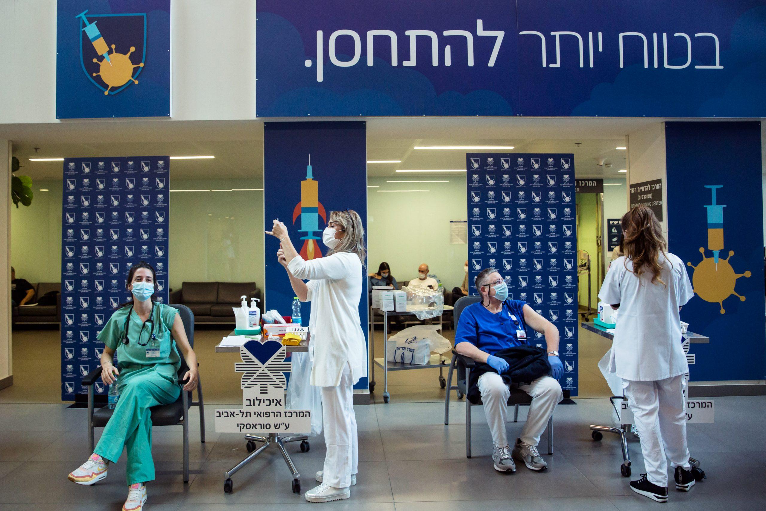 ワクチン接種最速「イスラエルは成功モデルではない」