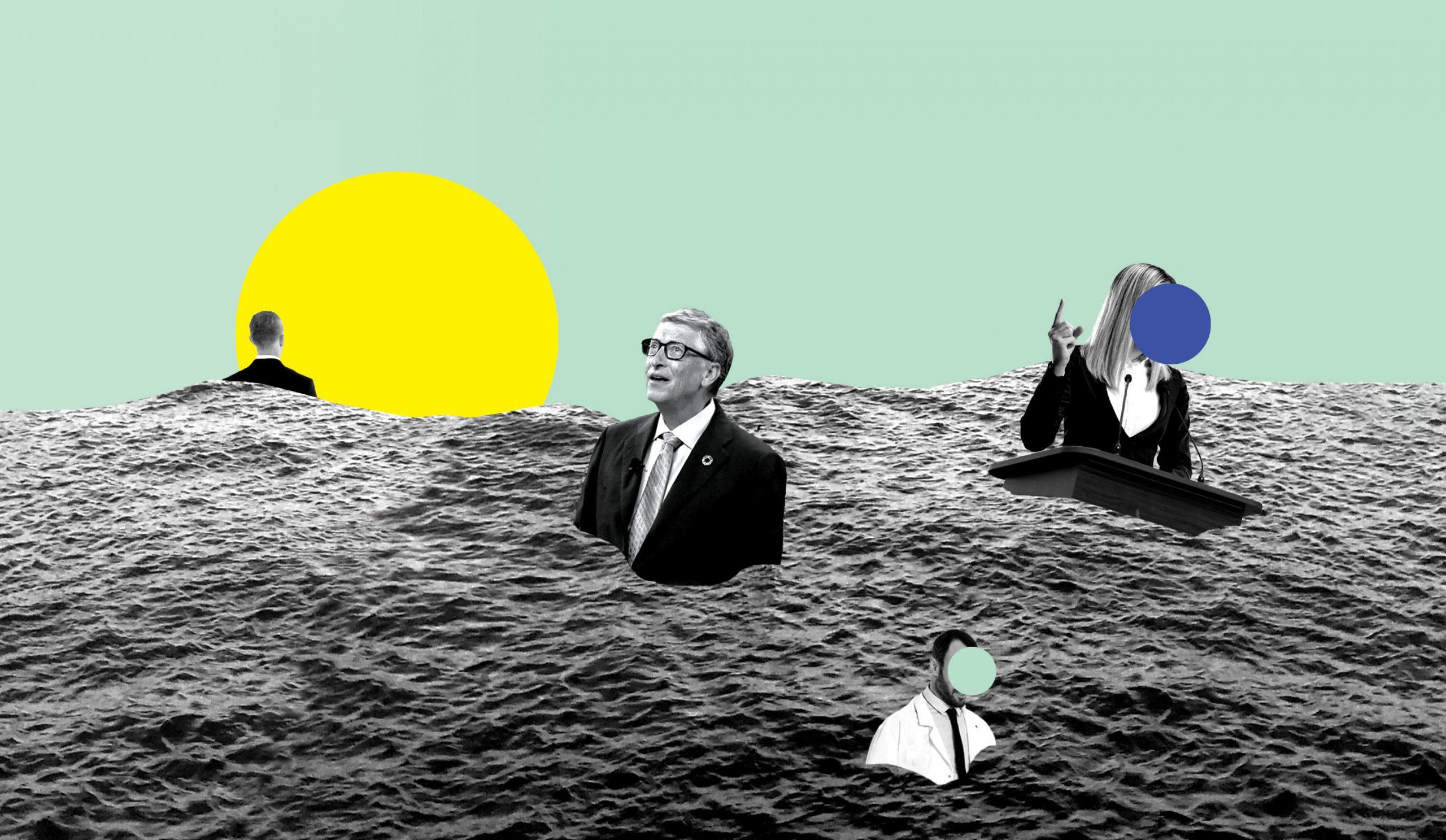 ビル・ゲイツと 気候ソリューショニズムが 地球を救えない理由