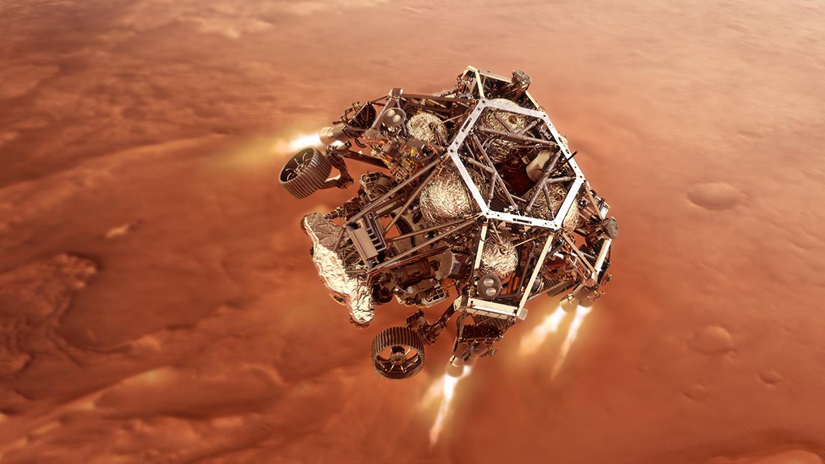 火星探査車パーサビアランス 着陸成功で期待される成果