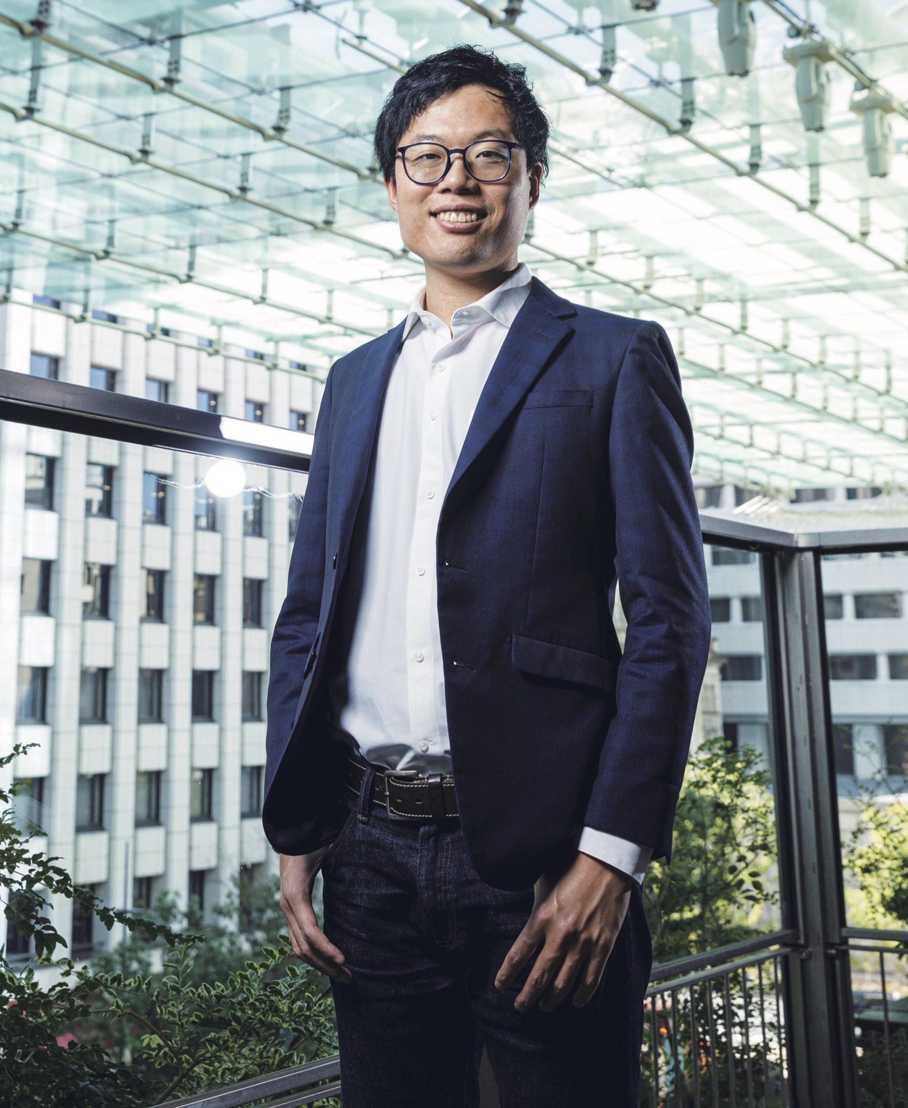 福澤知浩:「未来の乗り物」現実に 移動の自由を目指す先駆者