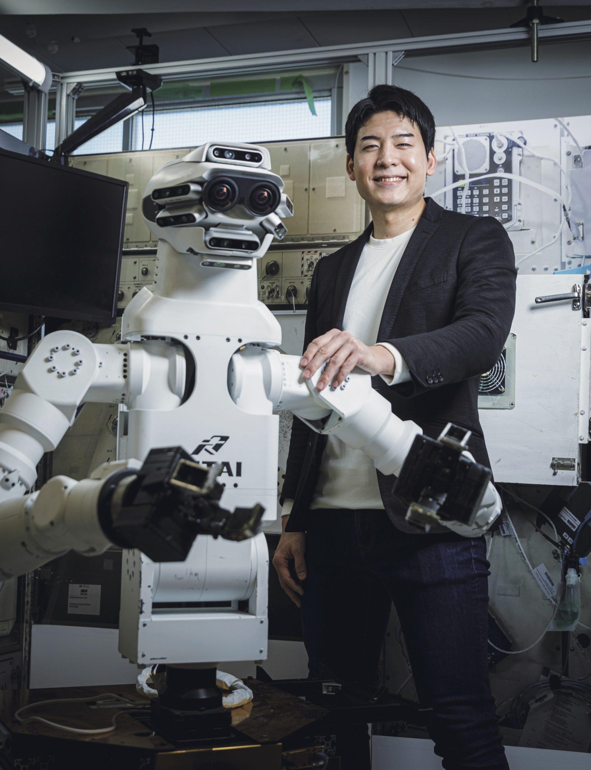 中ノ瀬 翔:火星の街をロボットが造る。宇宙ビジネス界の異端児