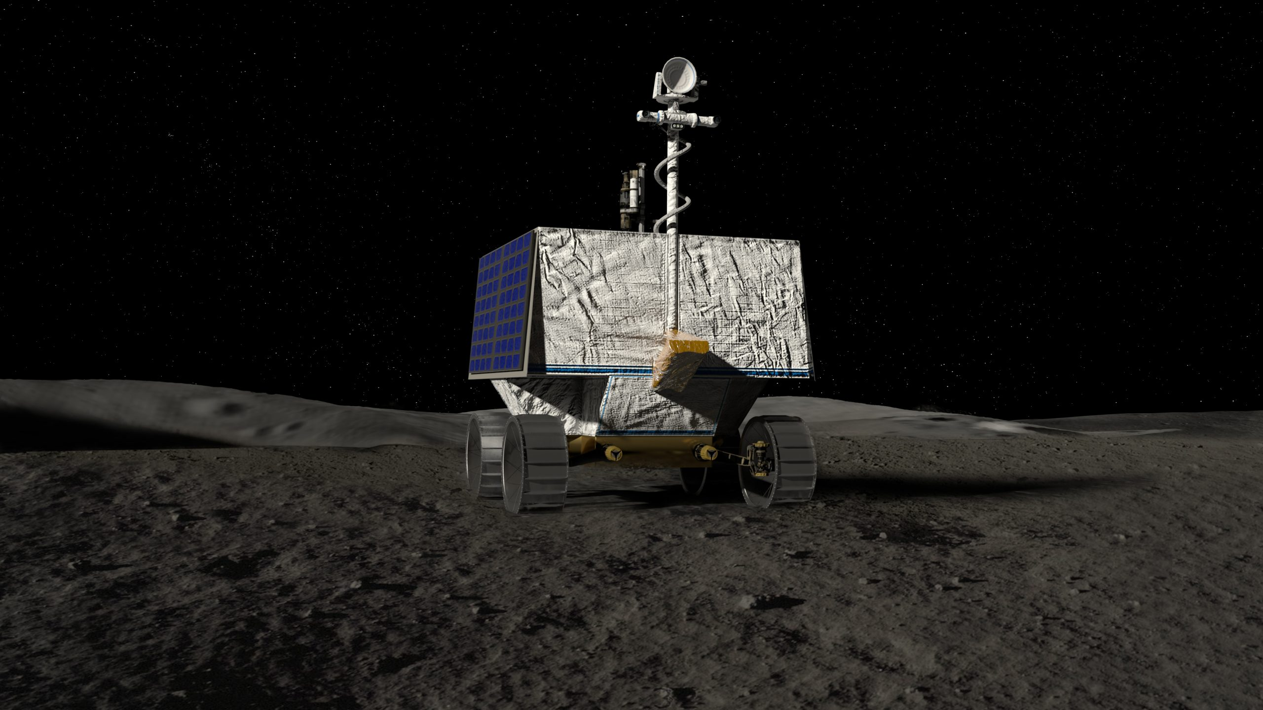 宇宙にもオープンソースの波 NASAが最新月面探査車に活用