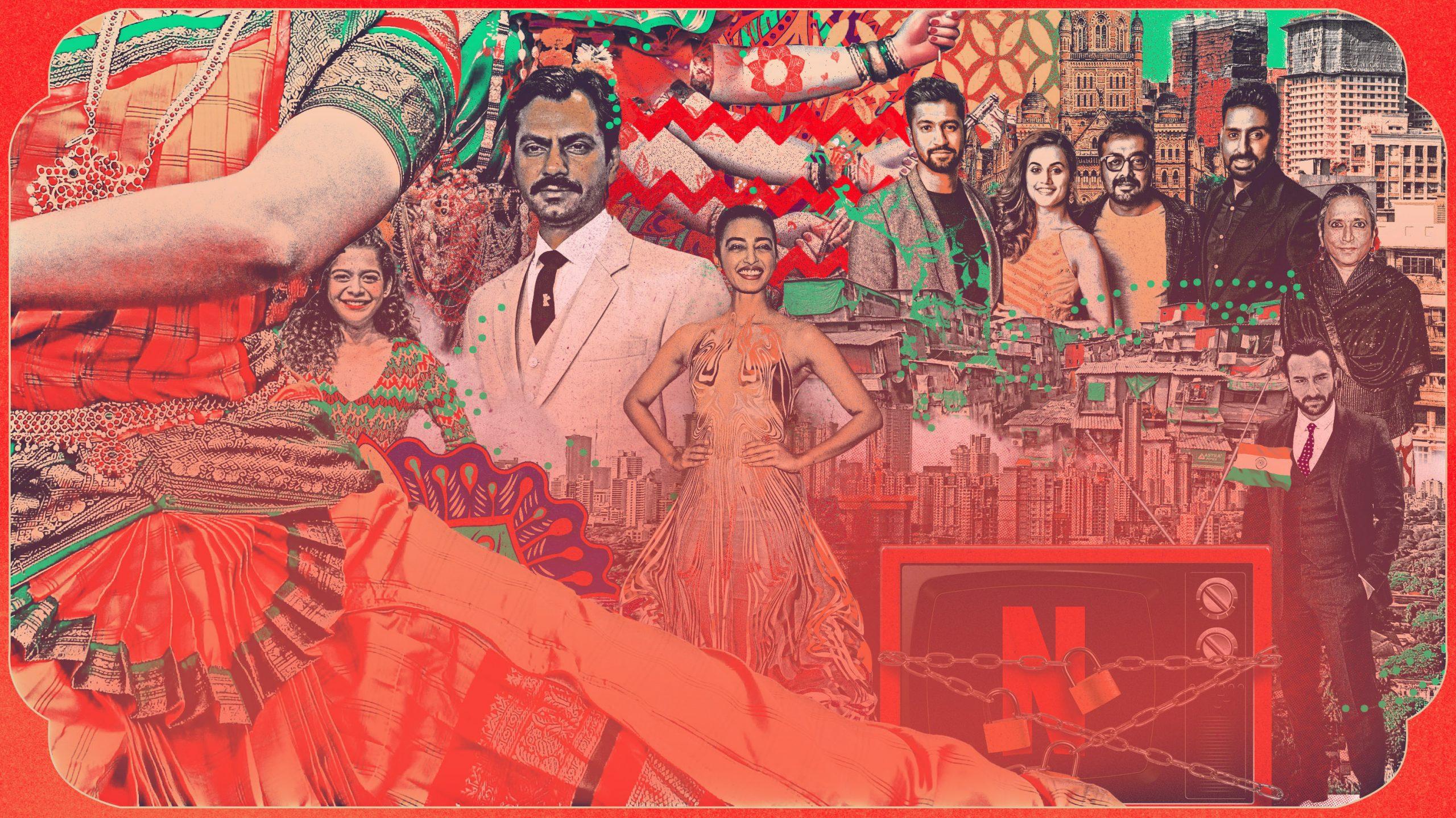 「ネトフリ」対モディ政権、 インド映画の魂めぐる闘い