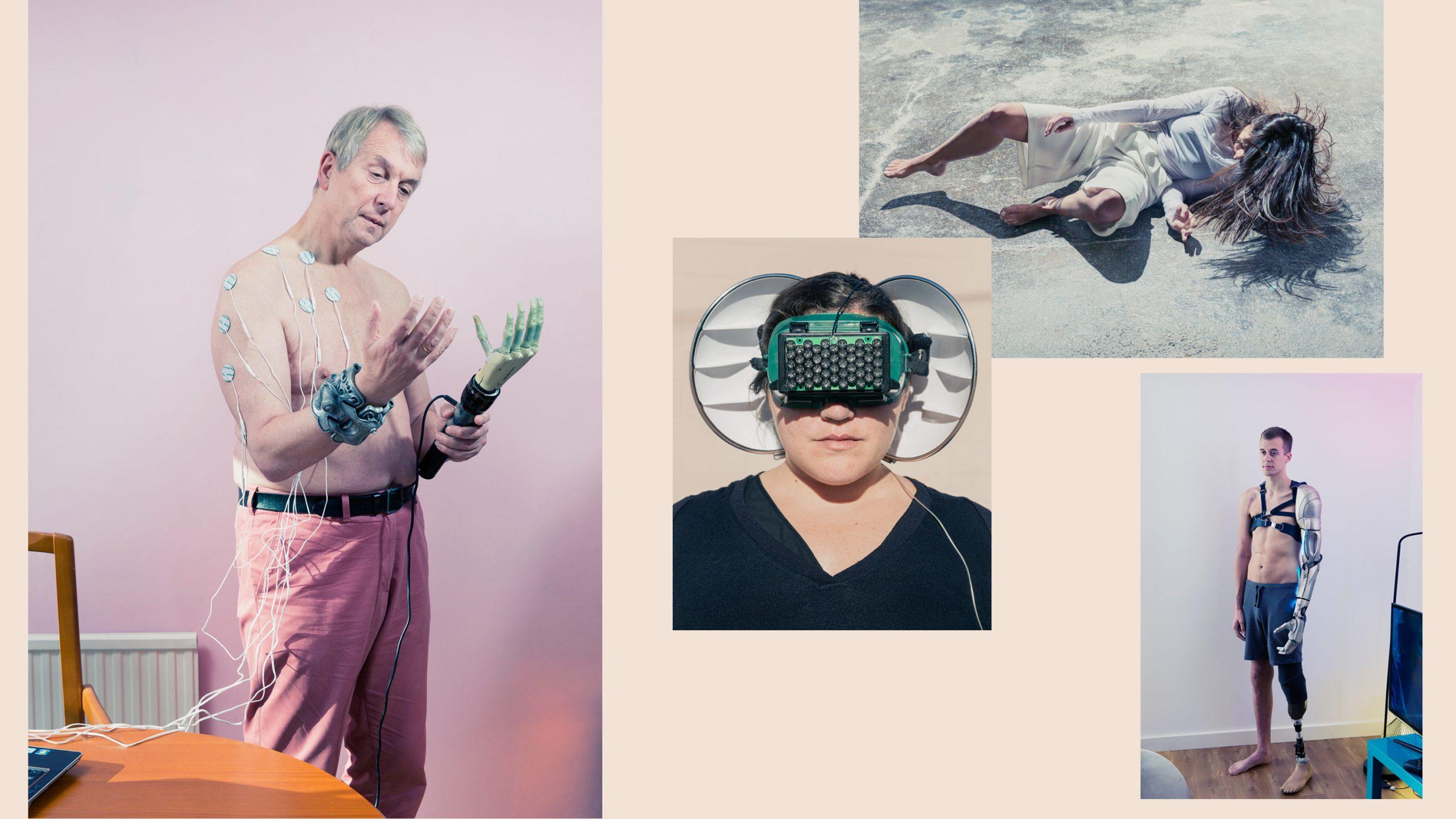 身体改造に魅せられた写真家が捉えたトランスヒューマニストたち