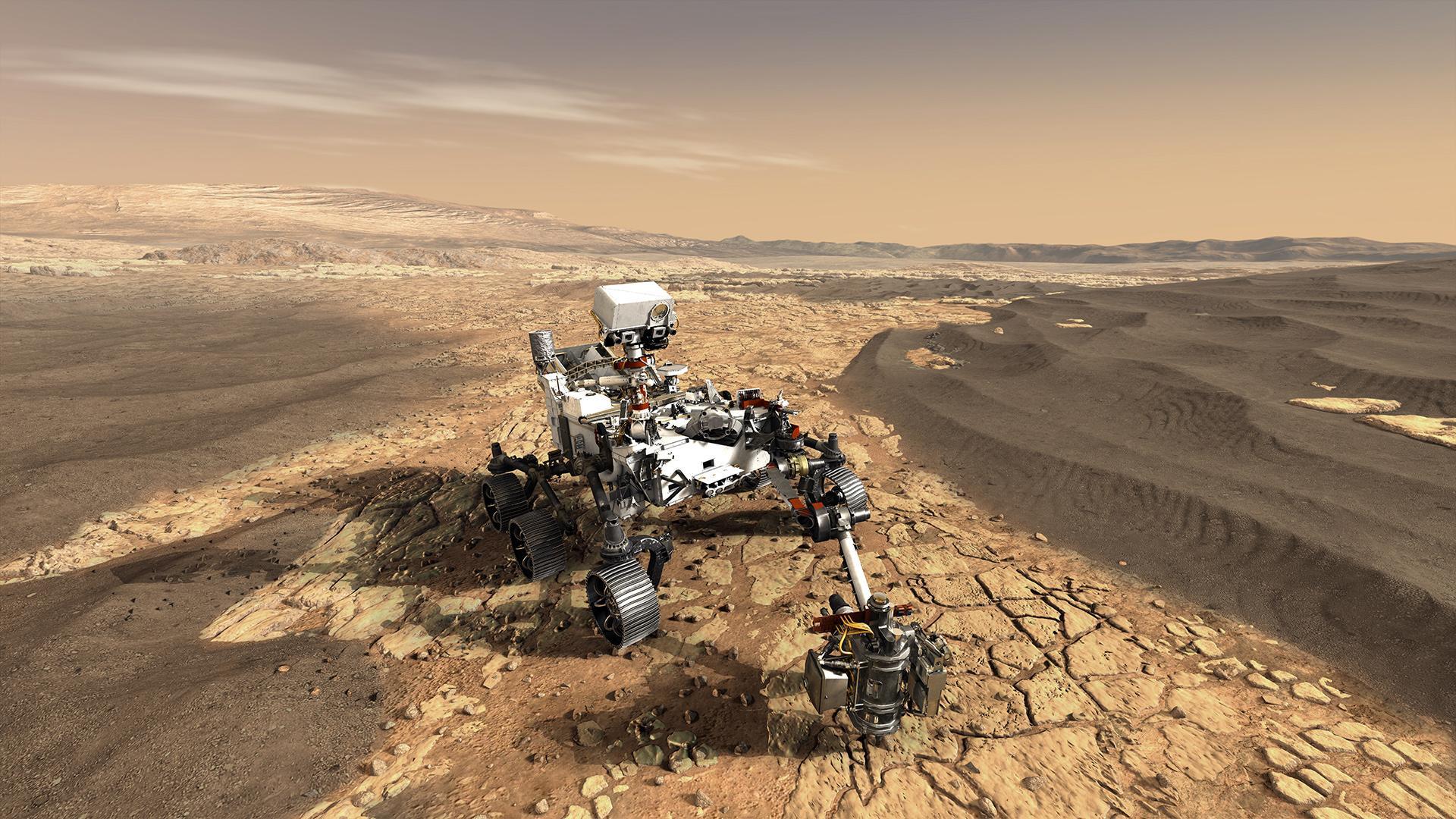 NASA、火星で酸素の生成に成功