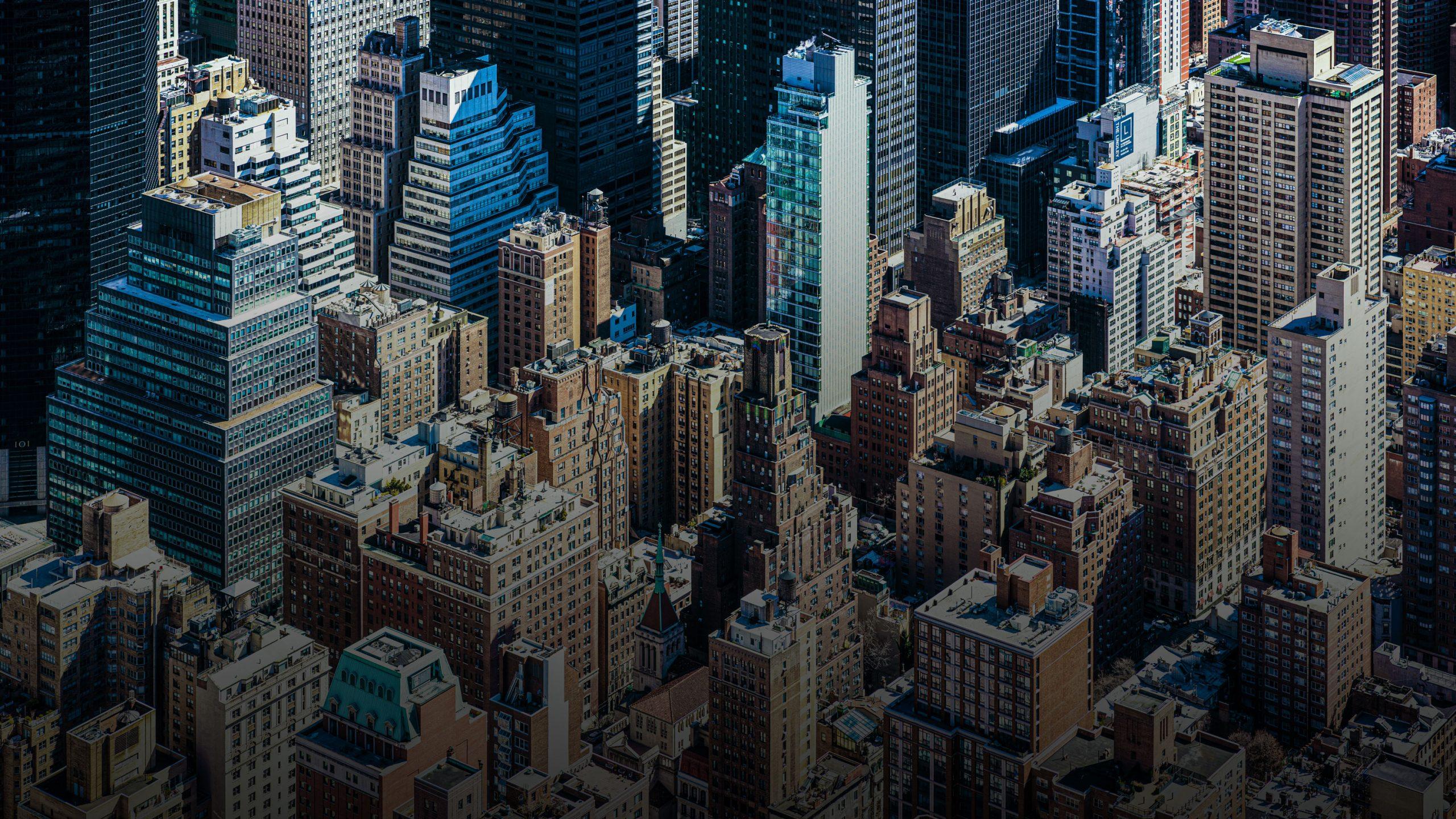 図解:気候変動対策の鍵は巨大都市にある