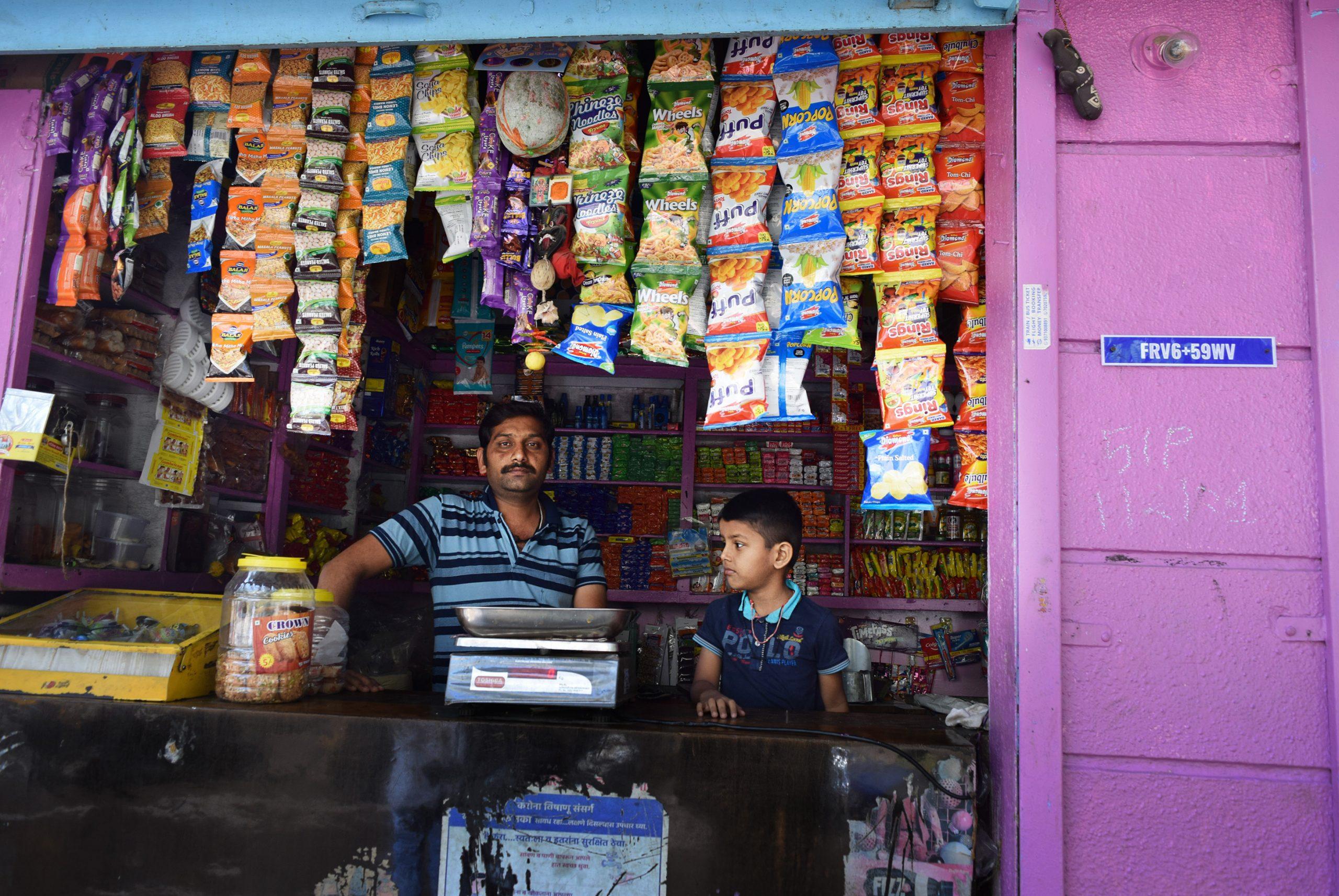インドのスラム街をグーグルのデジタル住所が変えている