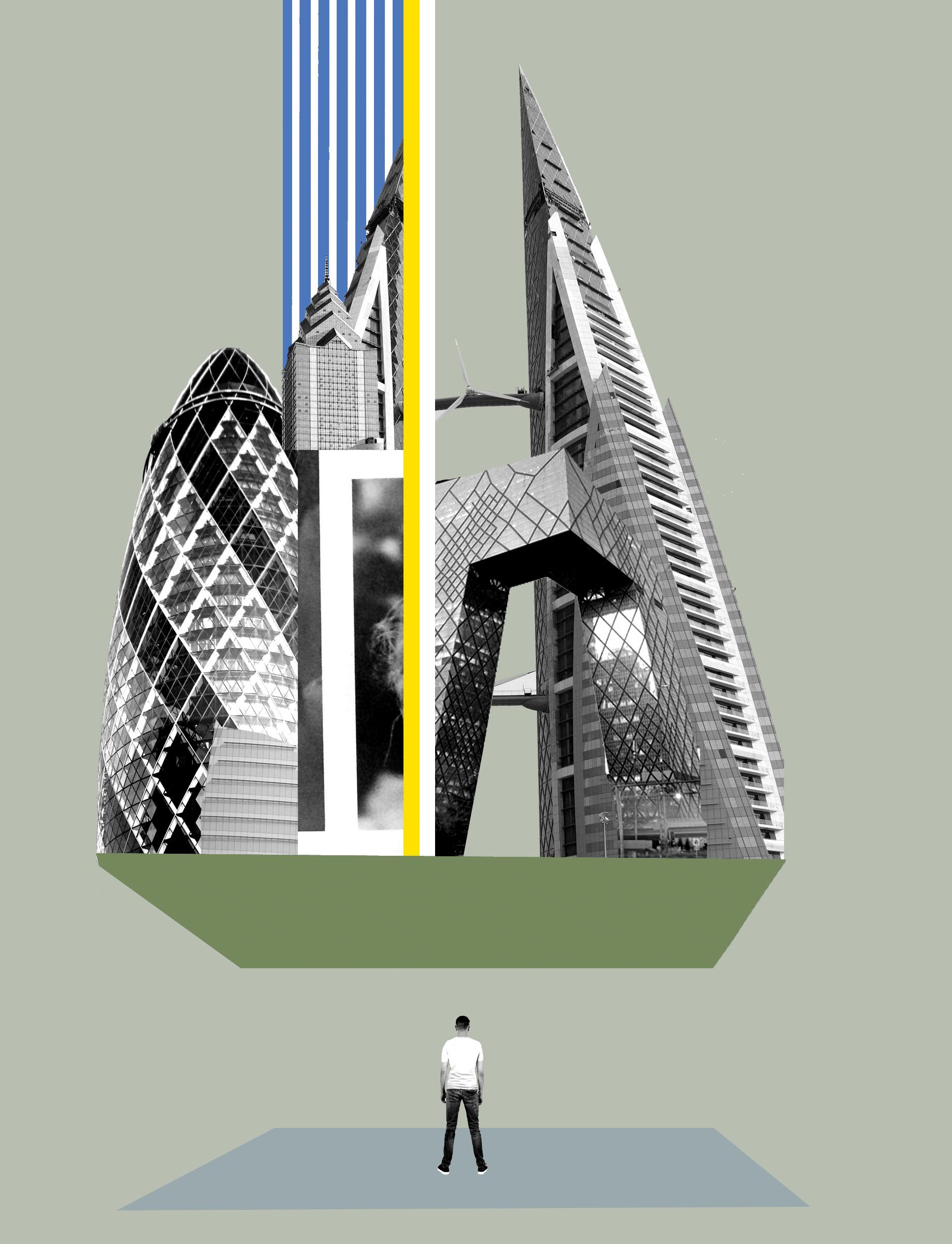 SF小説で描かれる未来都市はどう変わったか